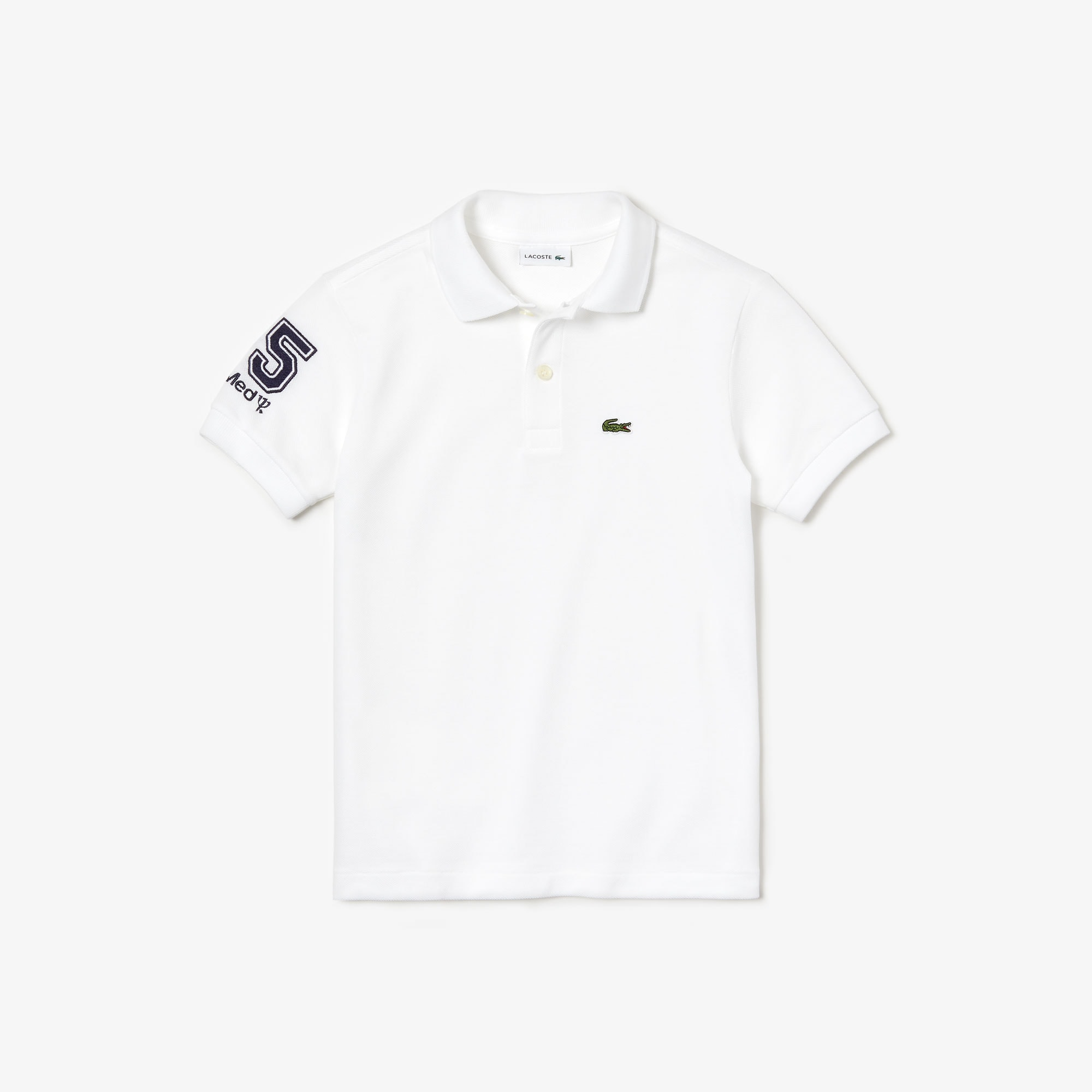 Kid's Lacoste Club Med Polo