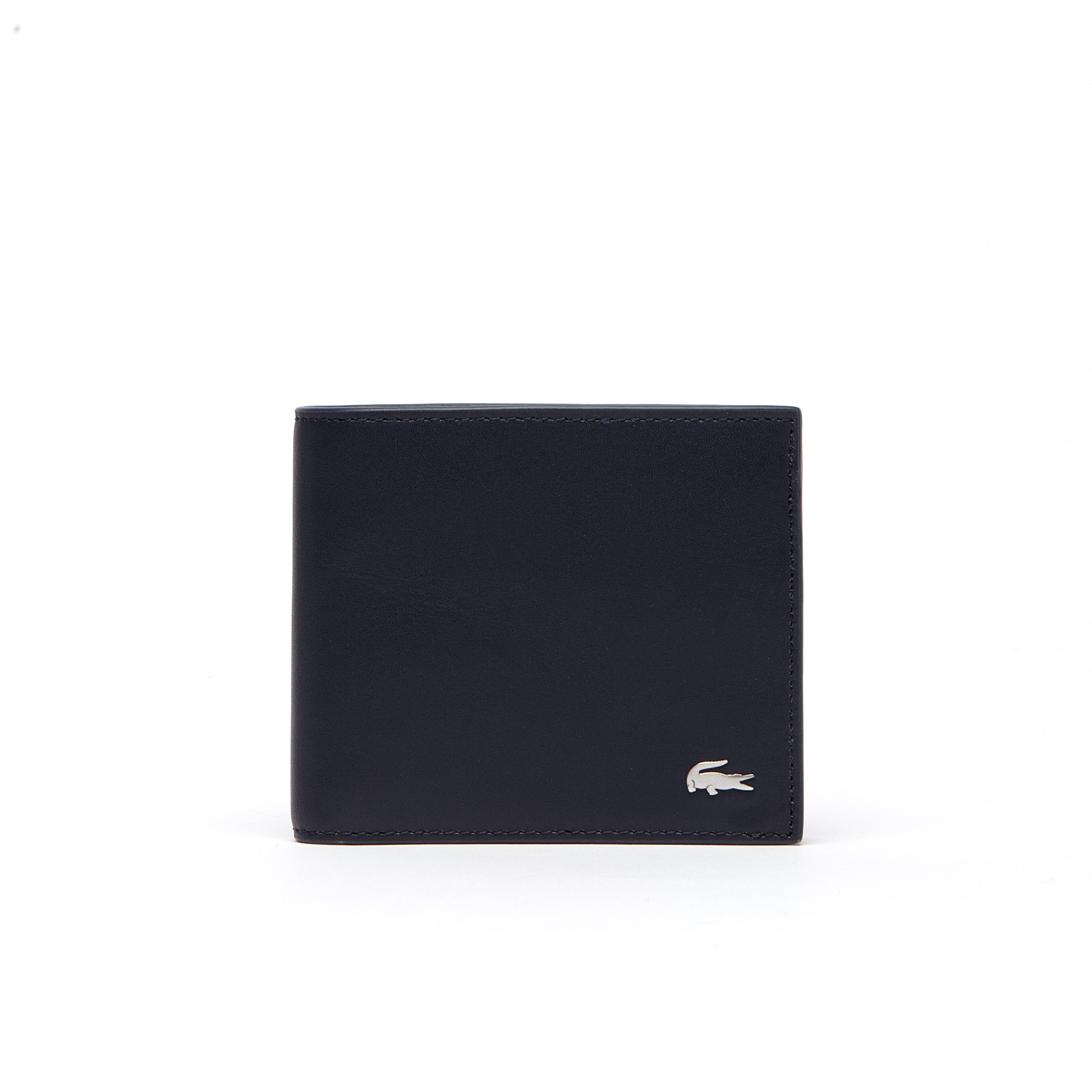 Men's Fitzgerald Colorblock Leather 3 Card Wallet