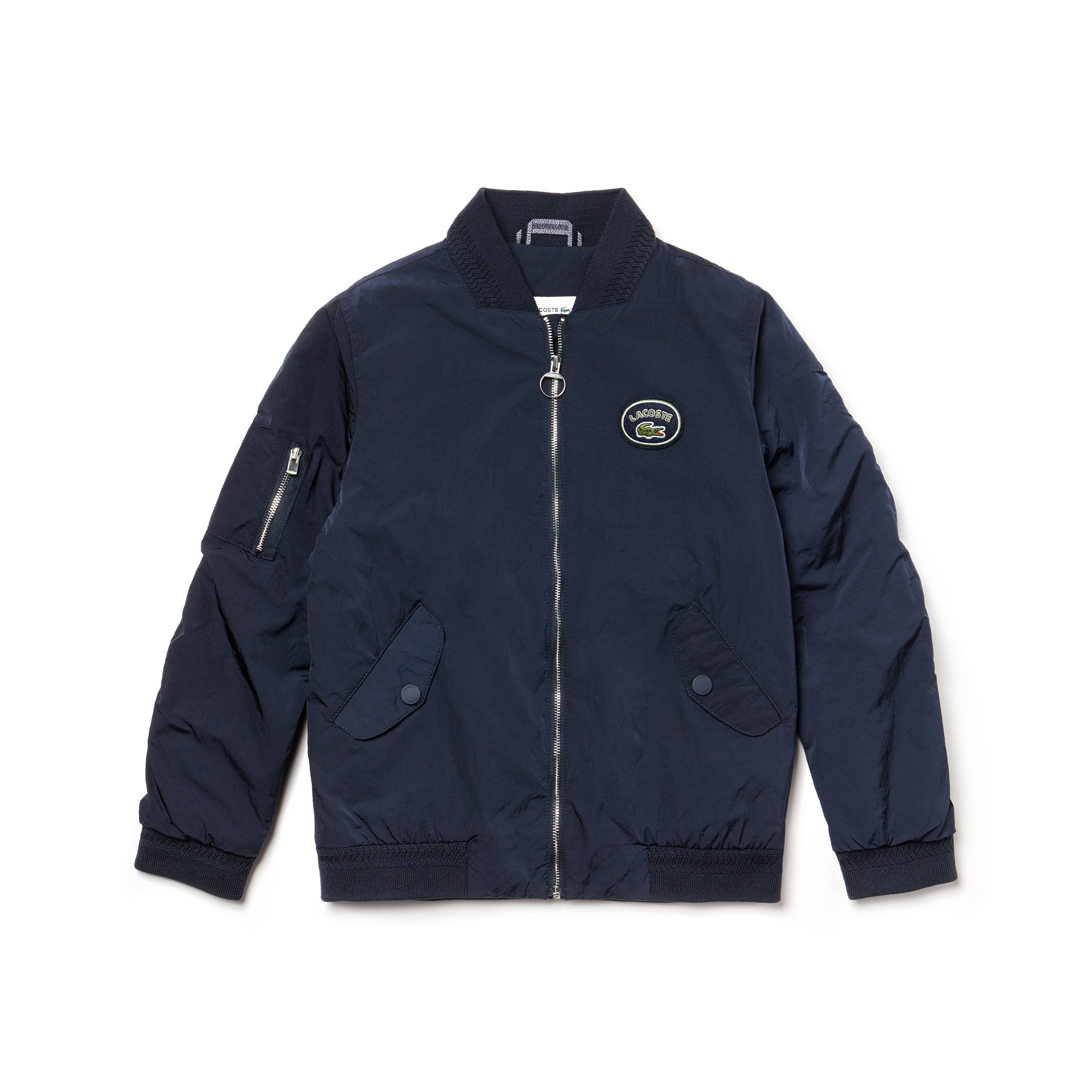 Boys' Nylon Bomber Jacket
