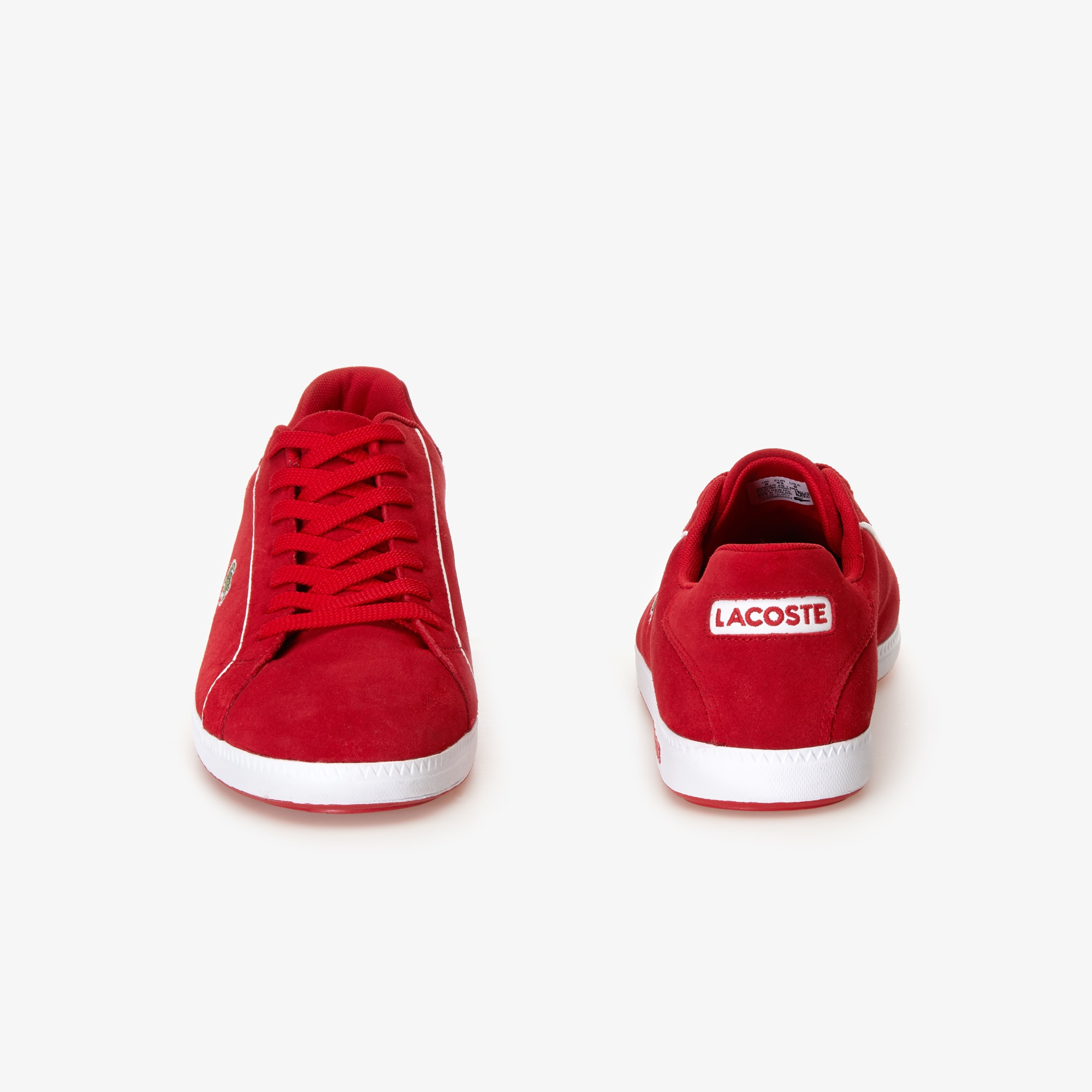 Men's Graduate Suede Trainers