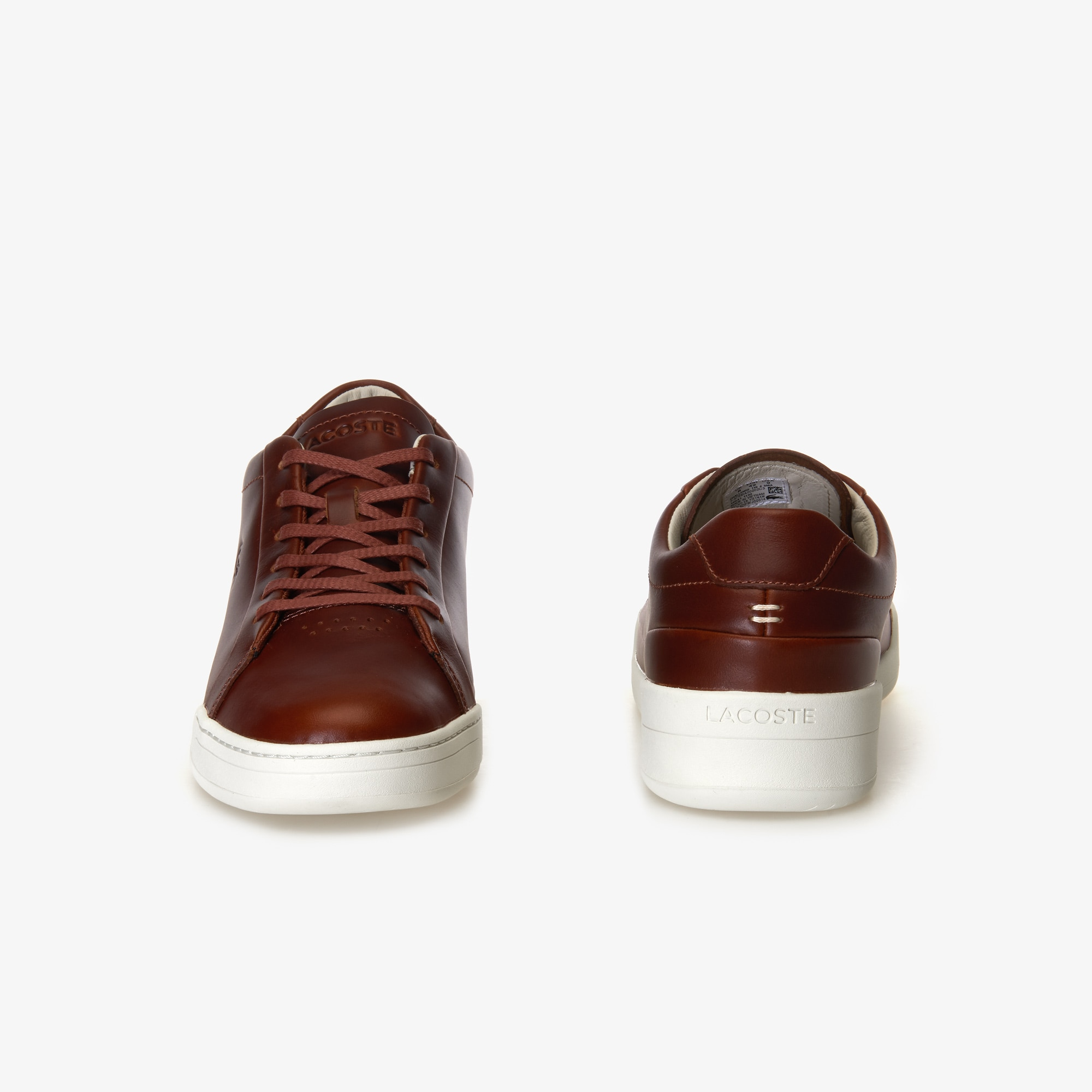 Men's Challenge Leather Trainers