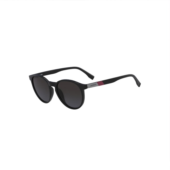 Plastic Color Block Sunglasses