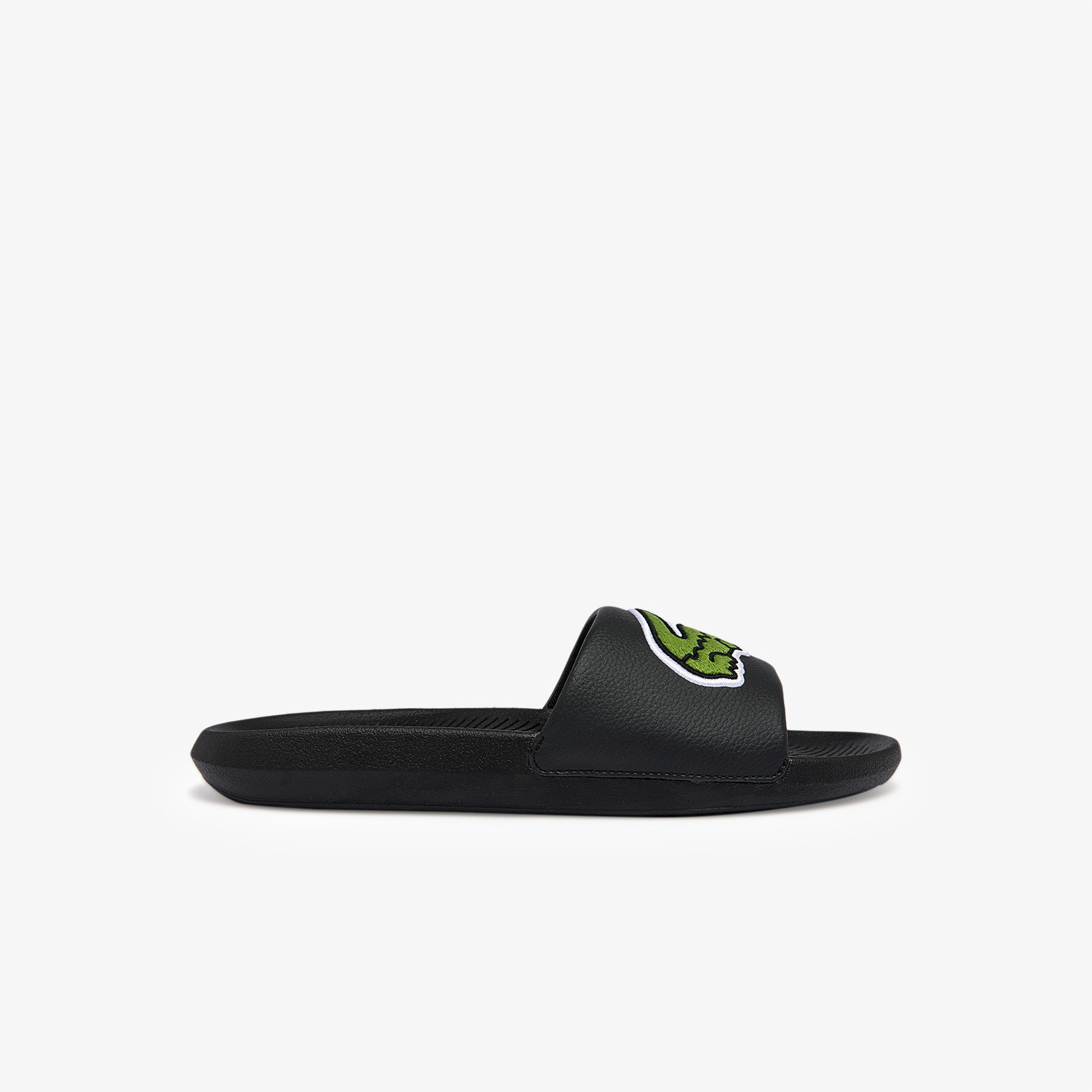 Men's Croco Synthetic Slides