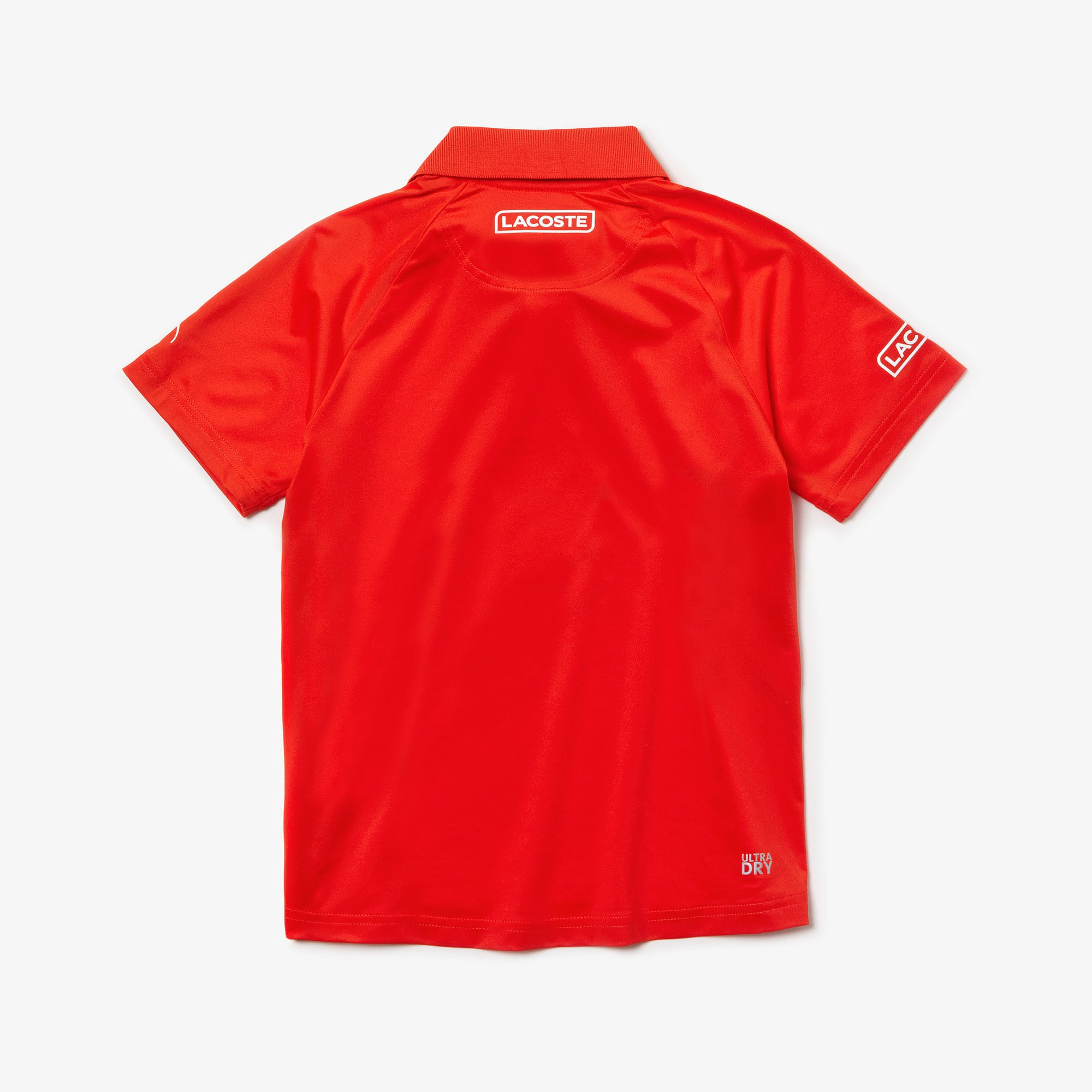 Boys' Lacoste SPORT Novak Djokovic Collection French Open Edition