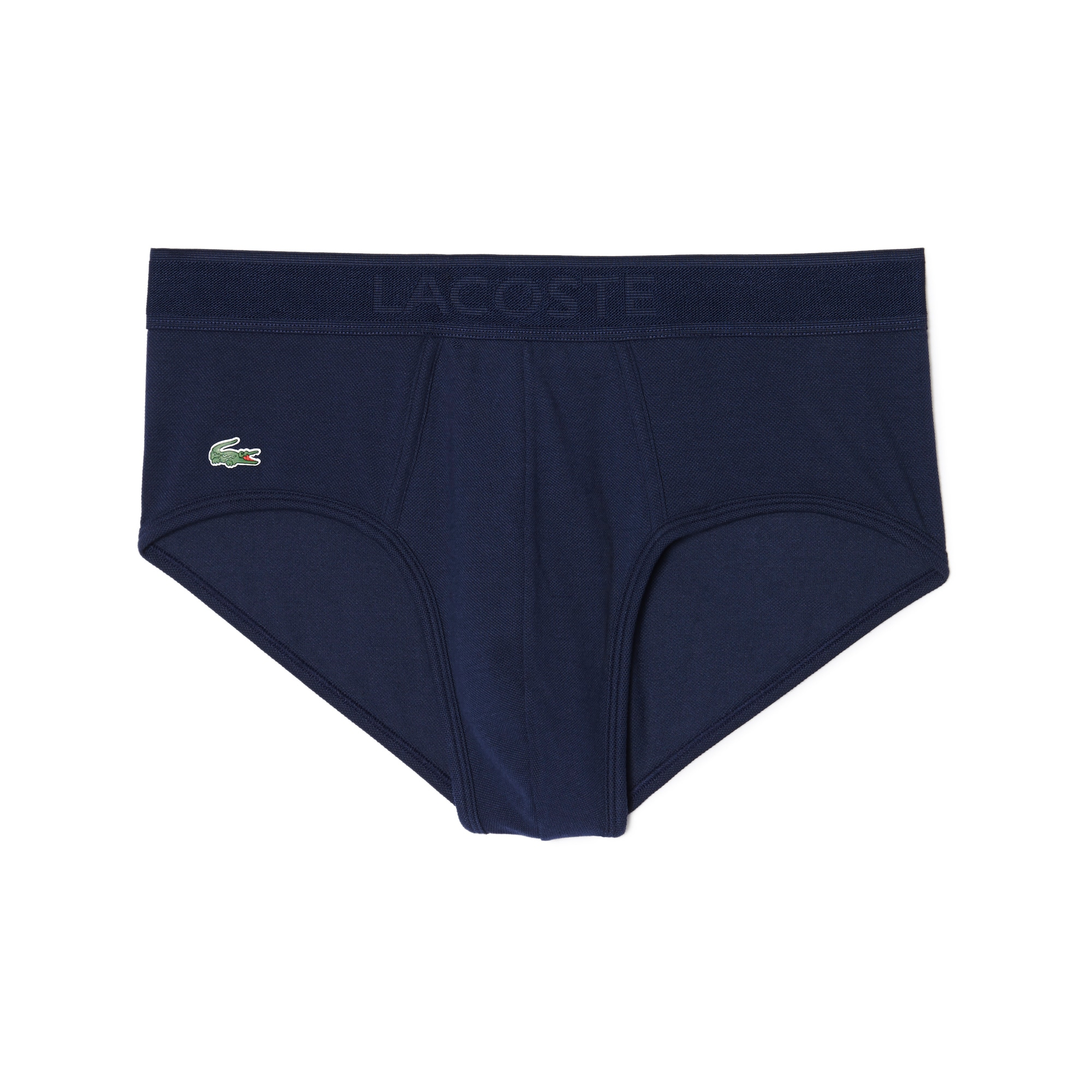 Men's L.12.12 Piqué Brief