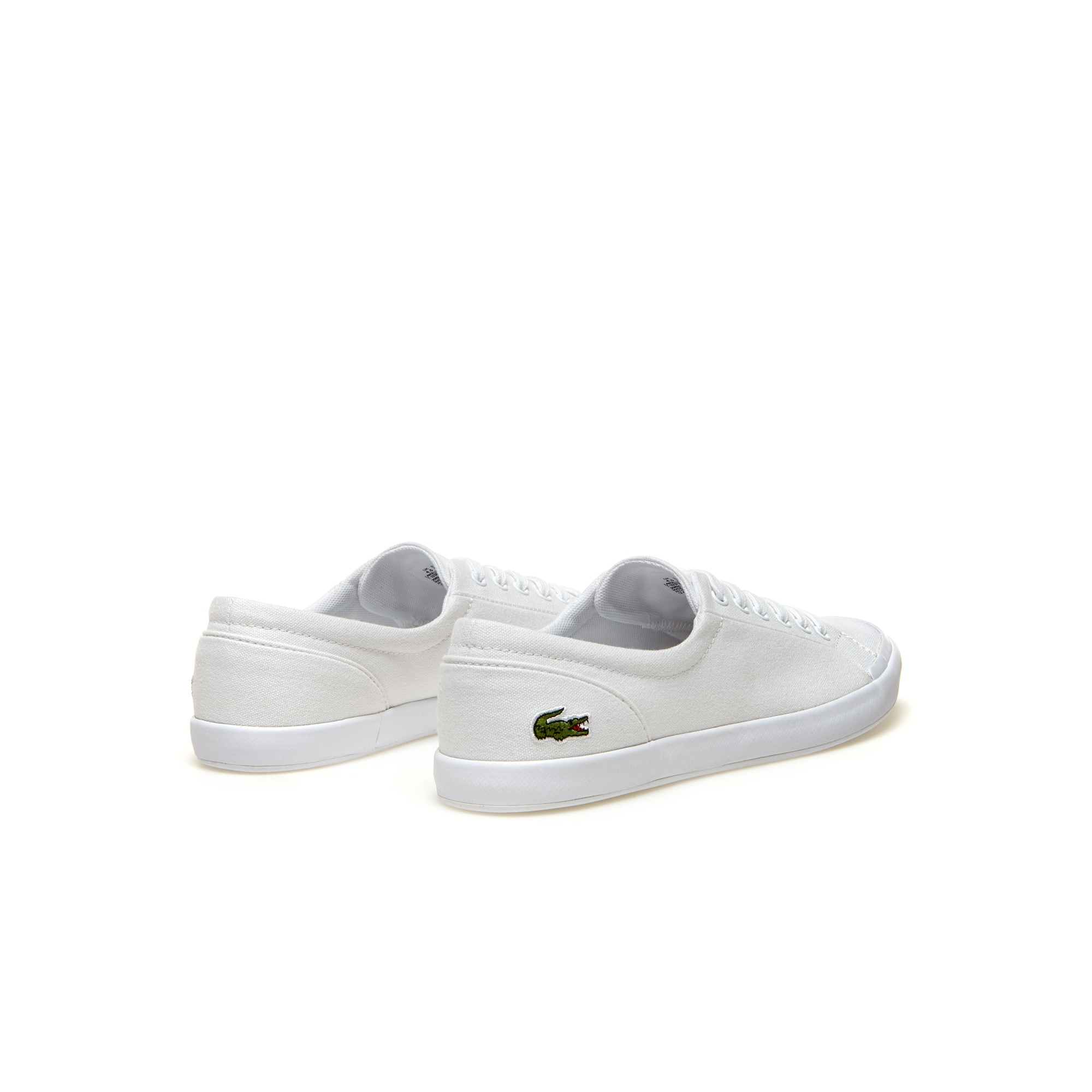 Women's Lancelle BL Canvas Trainers