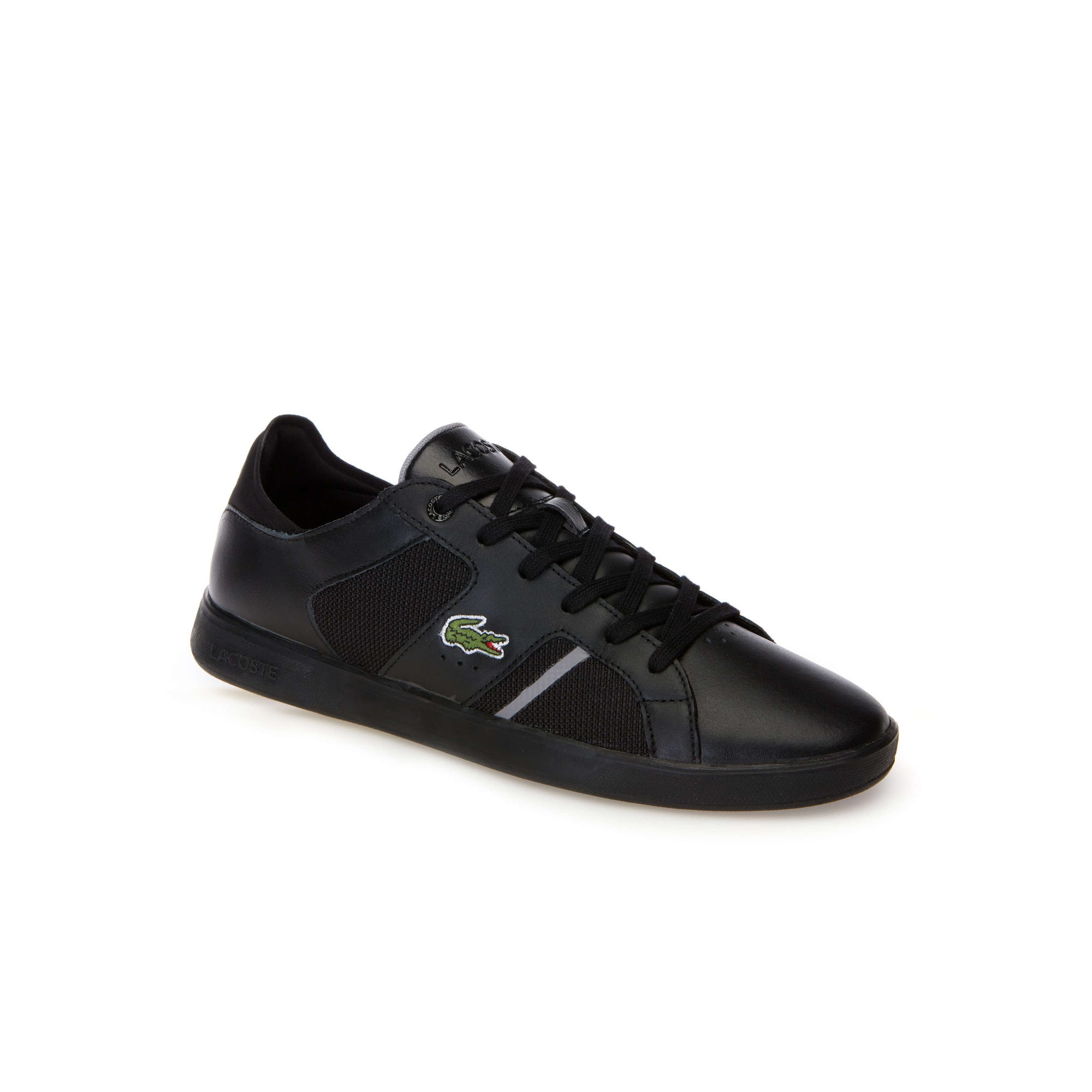 Men's Novas Nappa Leather and Mesh Trainers