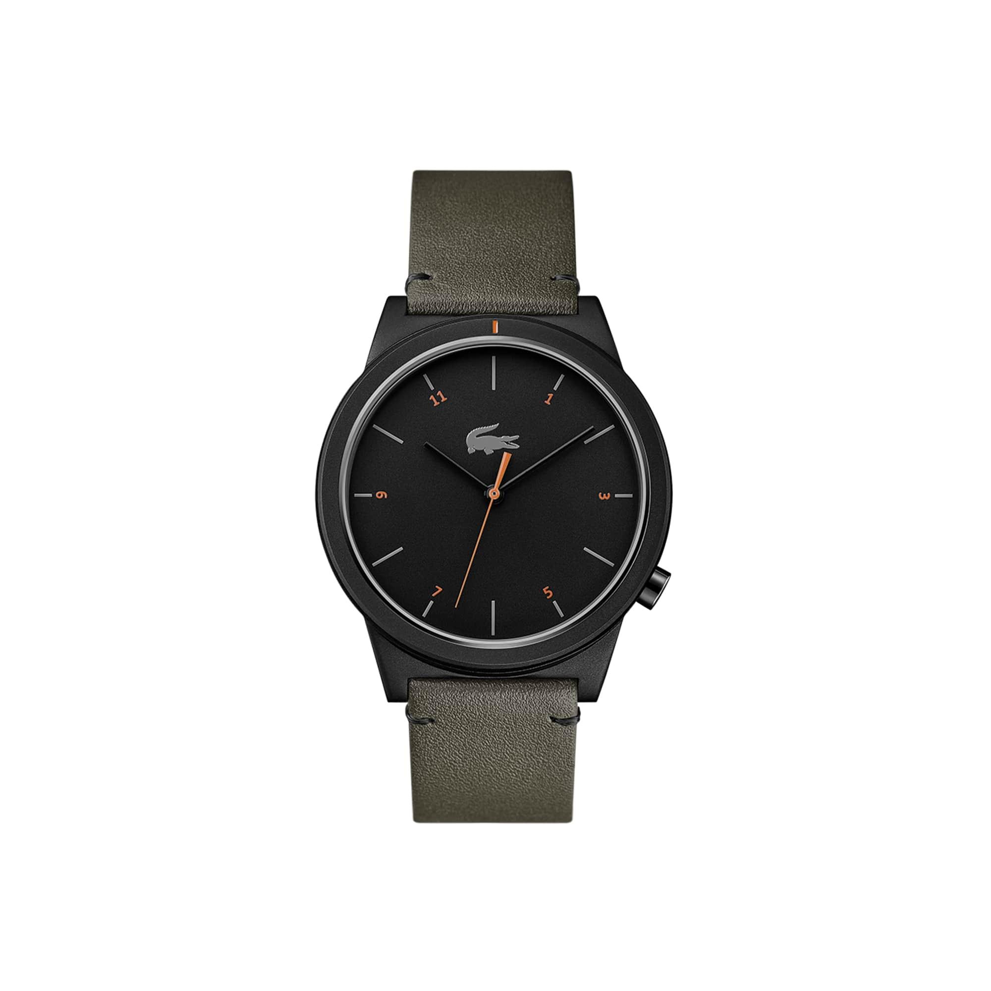 Reloj de Hombre Motion con Correa de Piel Caqui