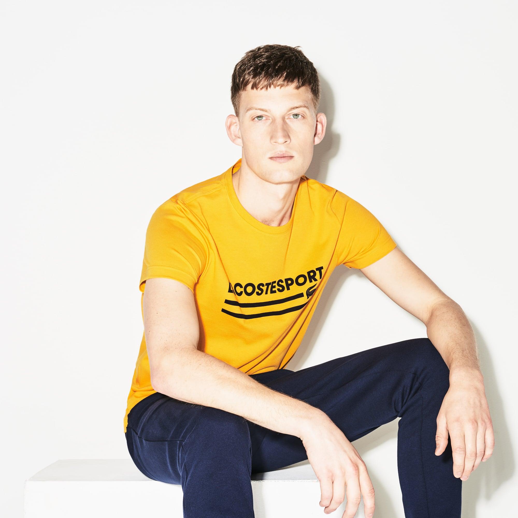 Camiseta Punto Técnico Lacoste Sport