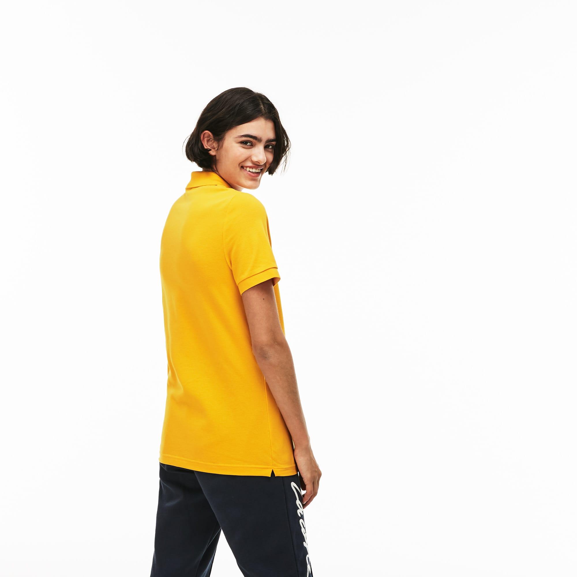 Lacoste - Polo Unisex Lacoste LIVE Slim Fit En Mini Piqué Elástico - 5