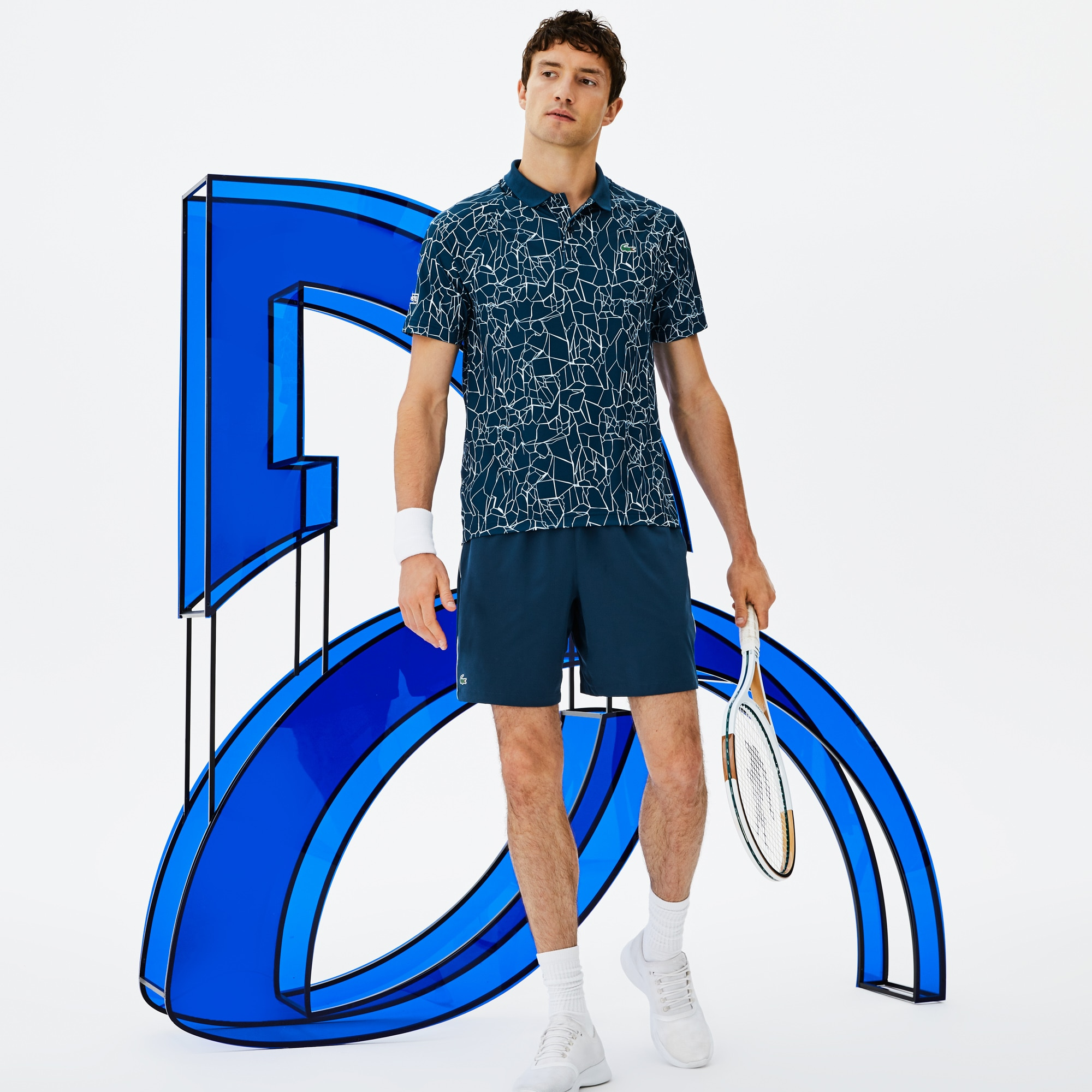 Pantalón Técnico Lacoste SPORT Collection Novak Djokovic Support With Style