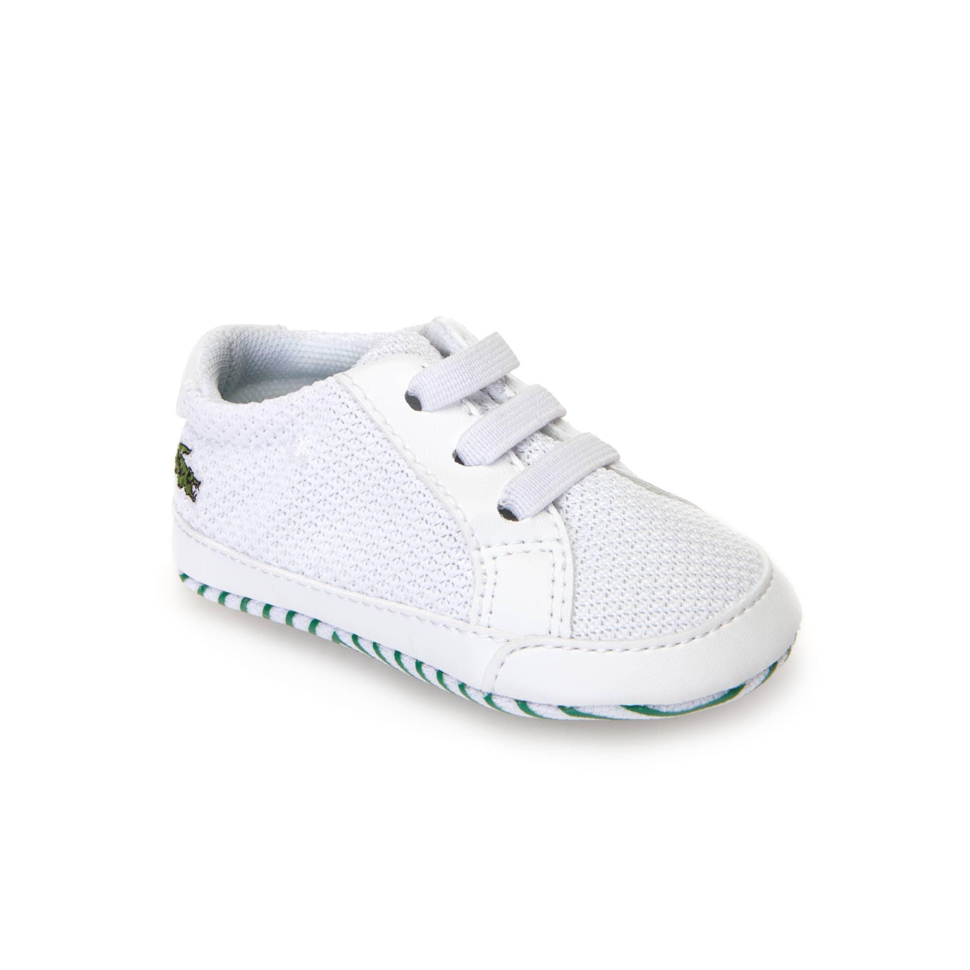 Zapatillas de niño L.12.12 Crib de material textil
