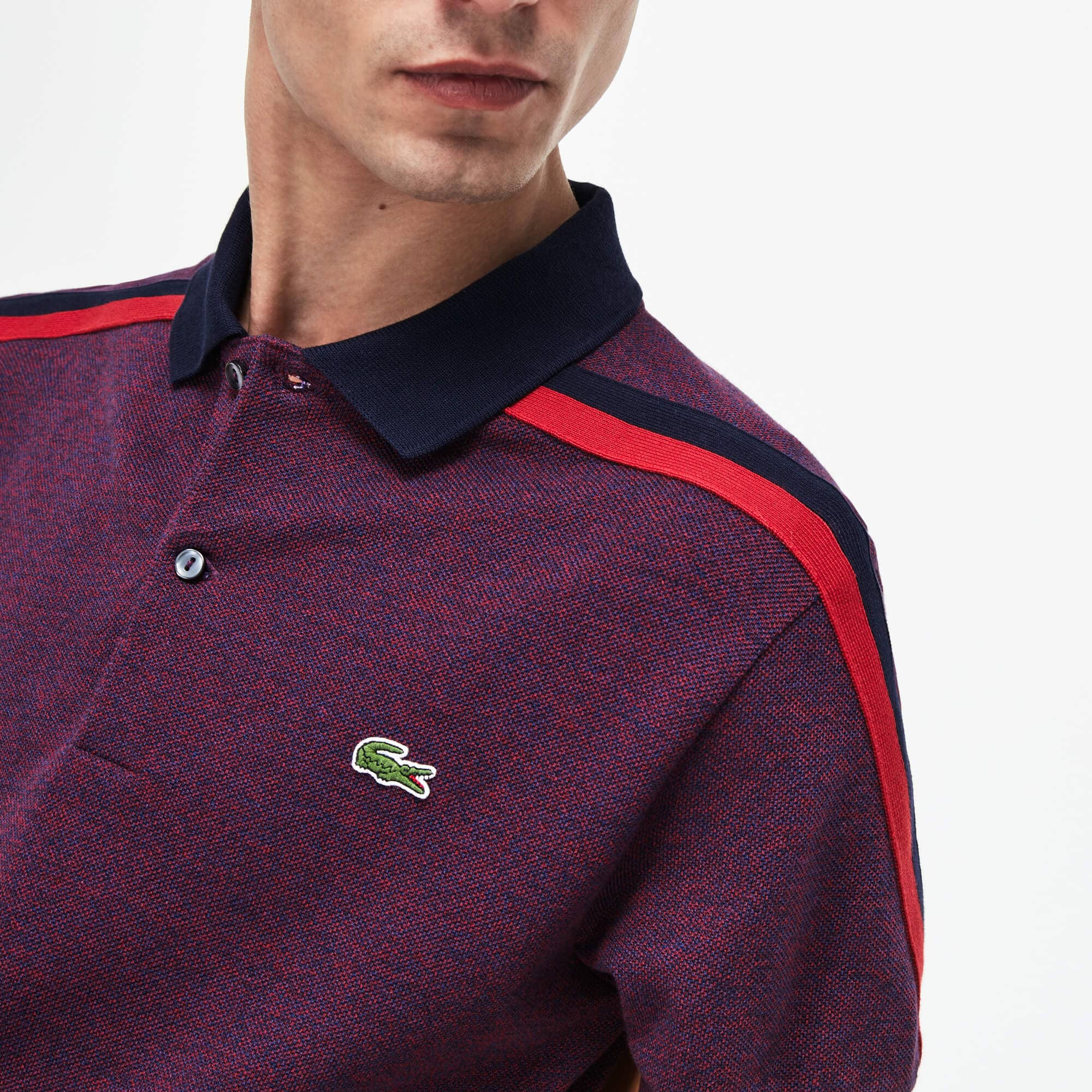 Lacoste - Polo De Hombre Lacoste Made In France Regular Fit En Piqué De Algodón - 6