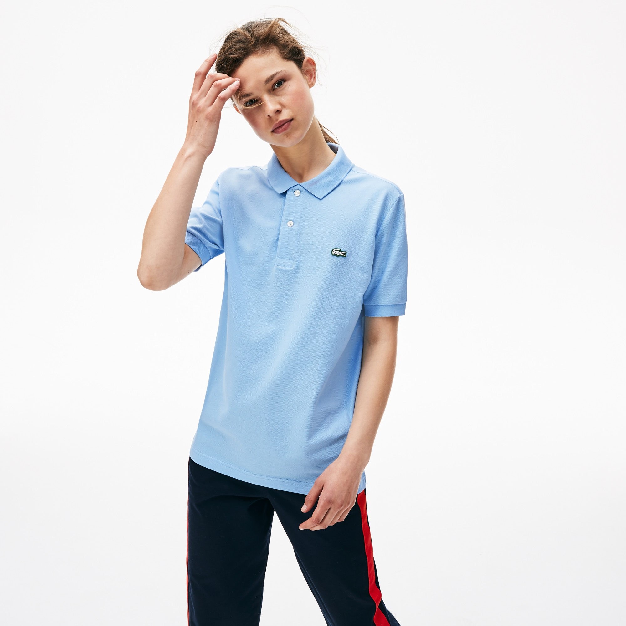 Polo Unisex Slim Fit Lacoste Live