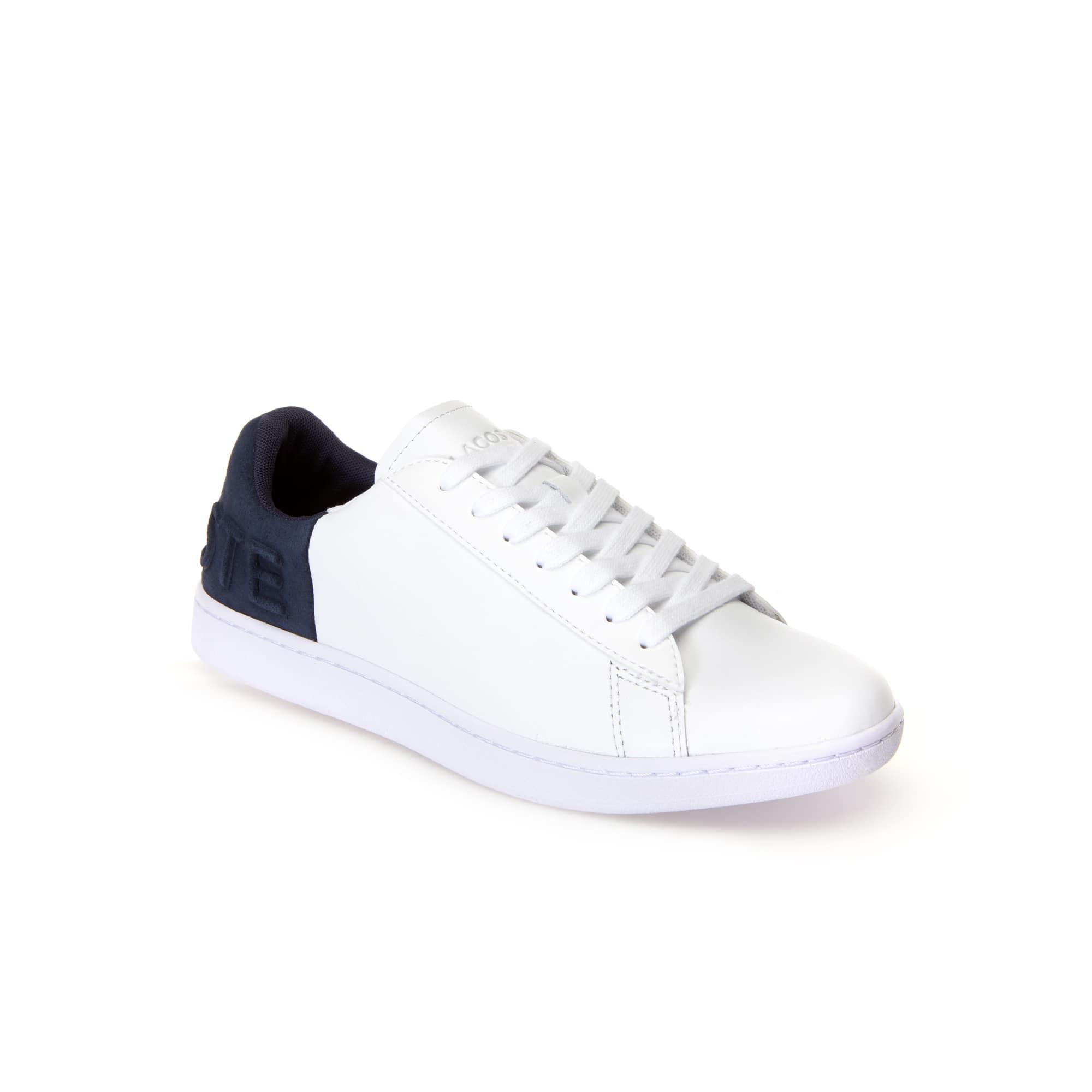 Zapatillas de mujer Carnaby Evo de piel colour block