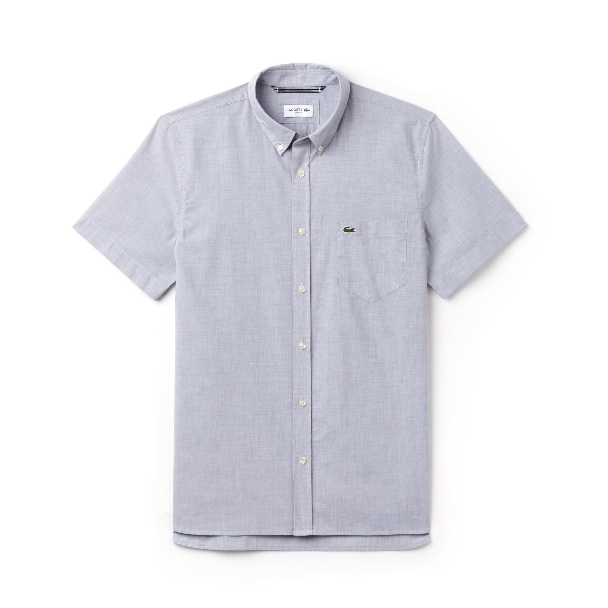 Camisa Hombre Slim Fit