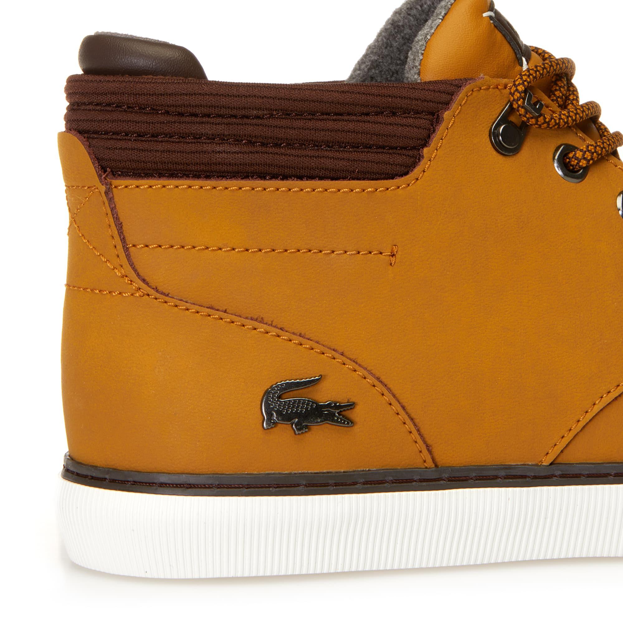 Lacoste - Zapatillas bota de hombre Esparre Winter de piel - 6