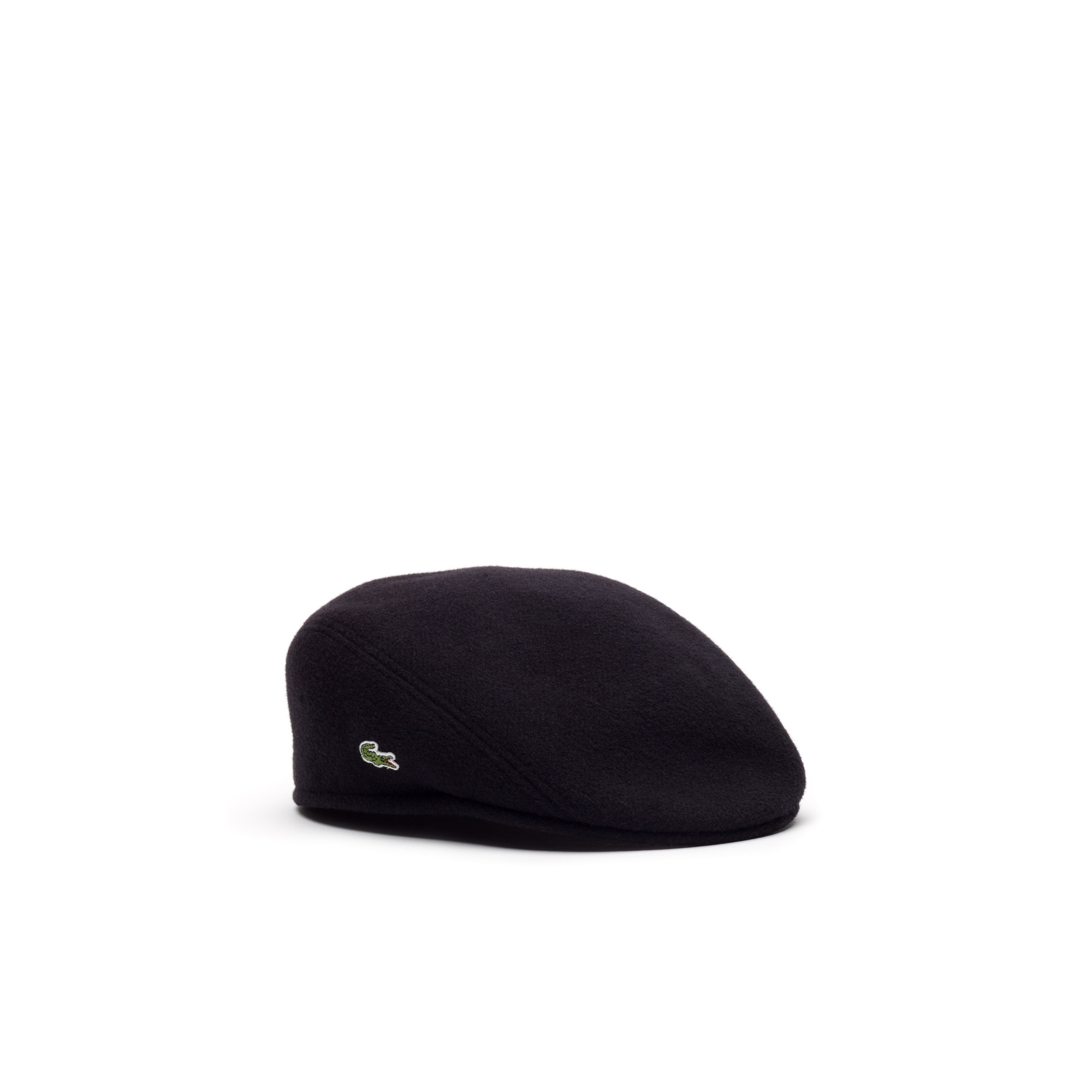 Lacoste - Gorra de hombre plana de paño de lana - 1