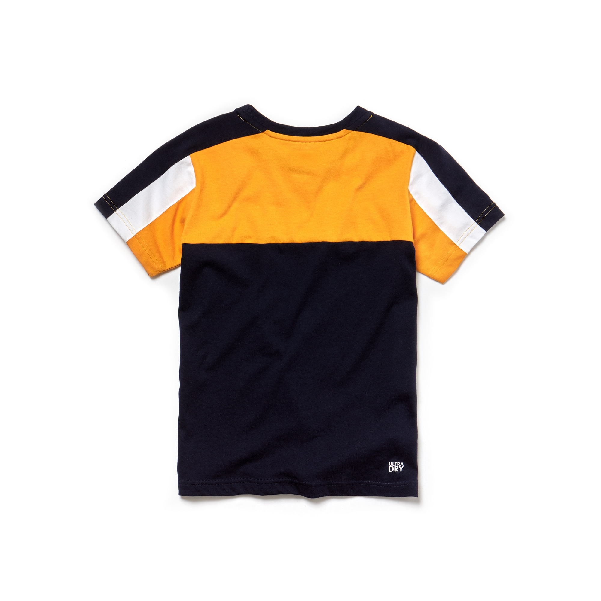 Lacoste - Camiseta De Niño Lacoste SPORT Tennis En Tejido De Punto Con Color Block Y Cuello Redondo - 2