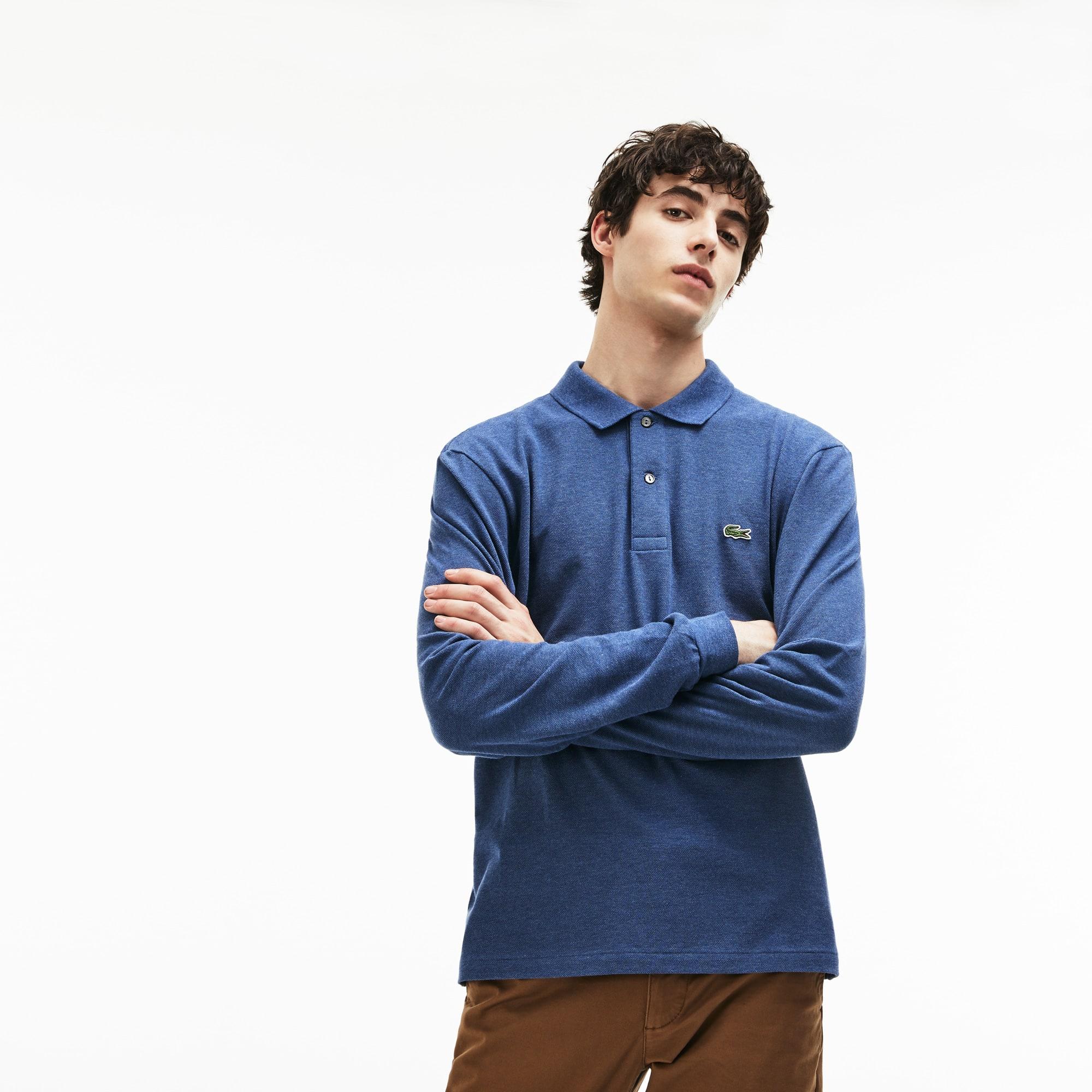 64256e6c33d Polos de manga larga | Moda para hombre | LACOSTE