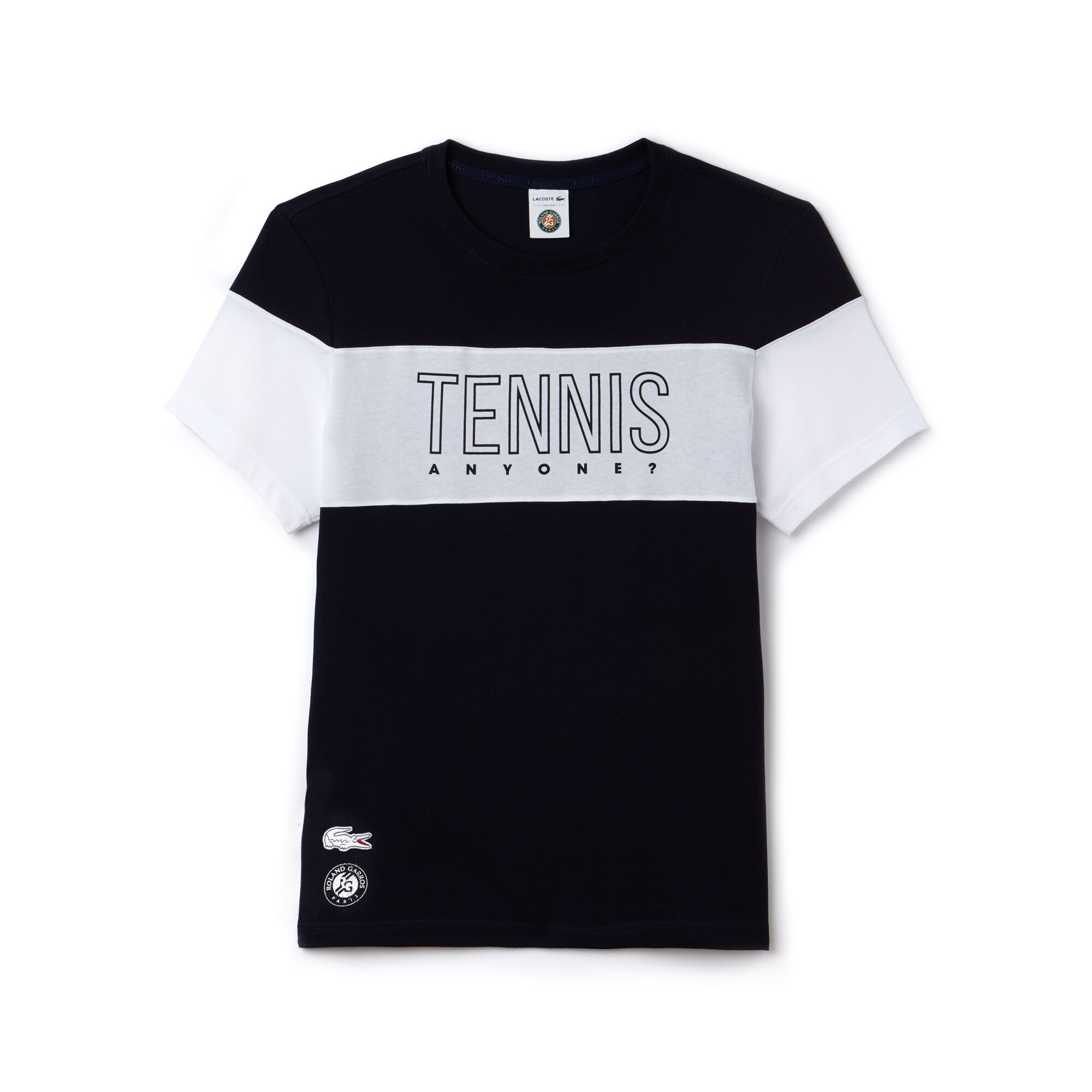 Camiseta Hombre Lacoste Sport Roland Garros Edition