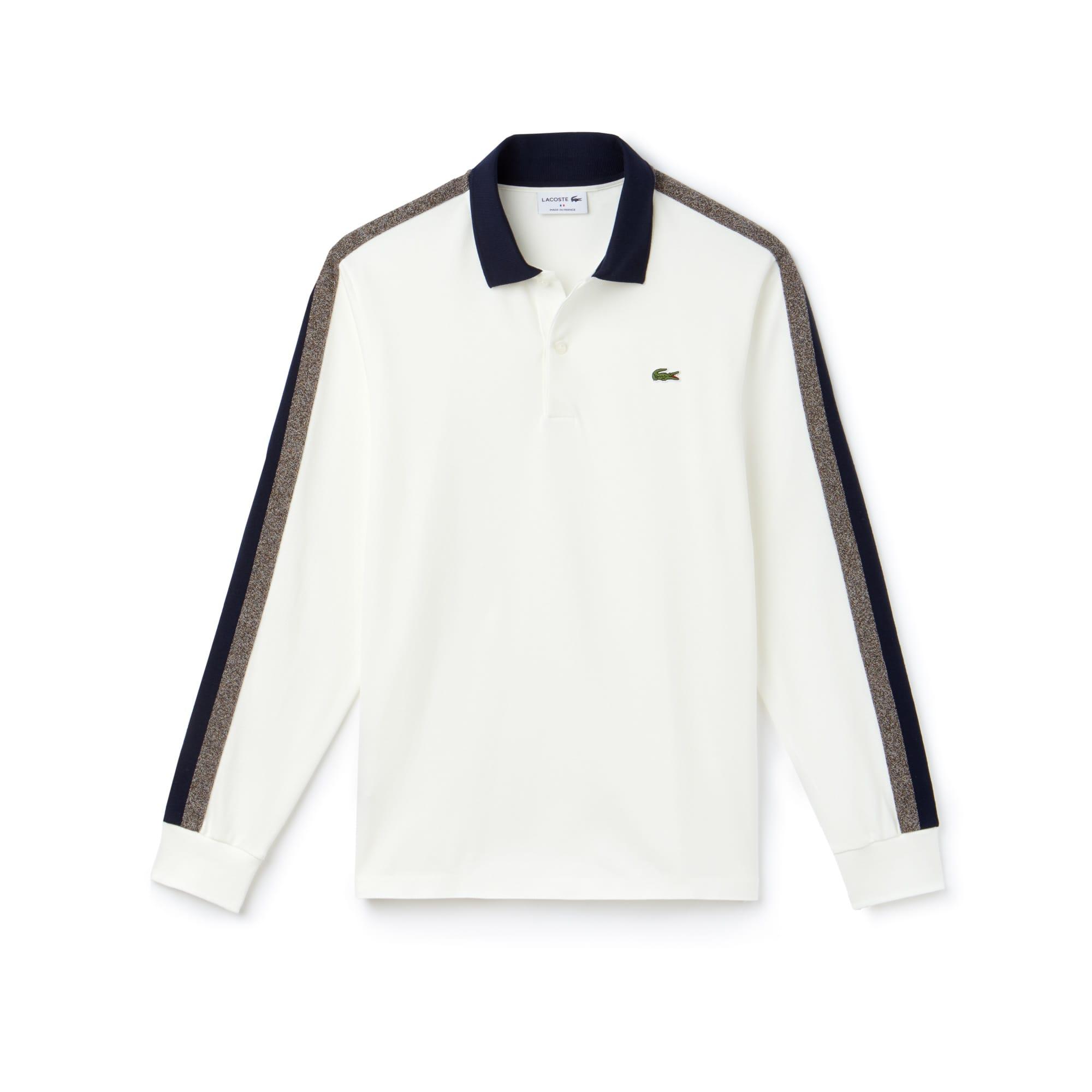 Polo De Hombre Lacoste Made In France Regular Fit En Piqué