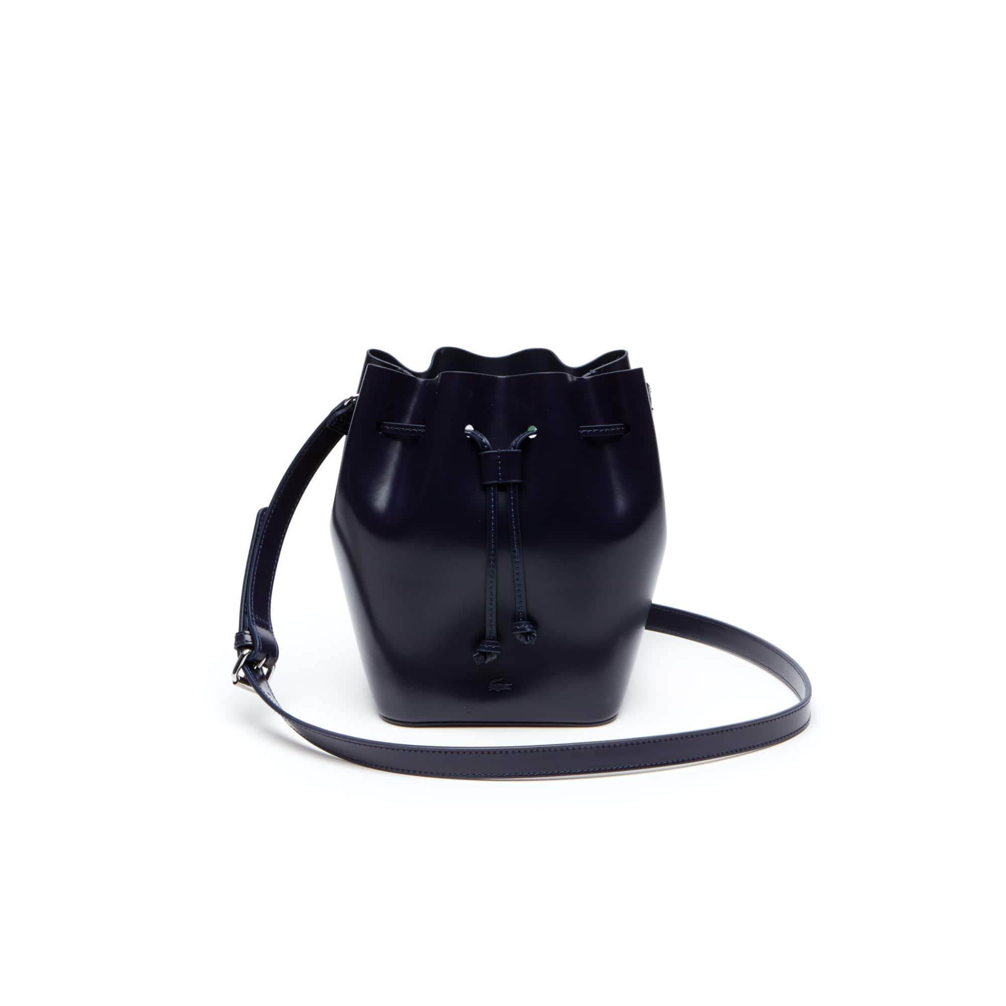 Bolso Bucket De Piel Colección Mini Golf