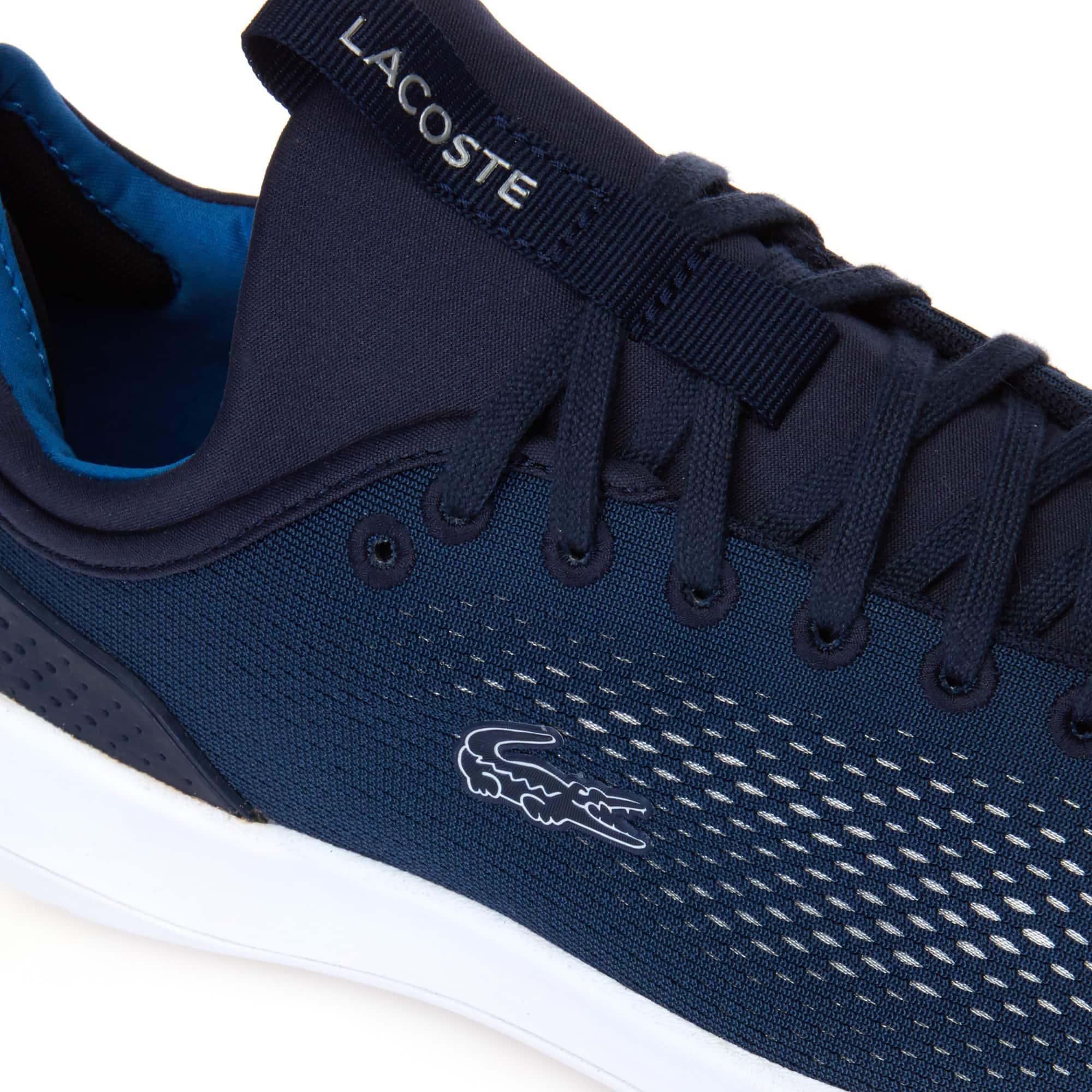 Lacoste - Zapatillas de hombre LT Spirit SPORT 2.0 de malla - 6