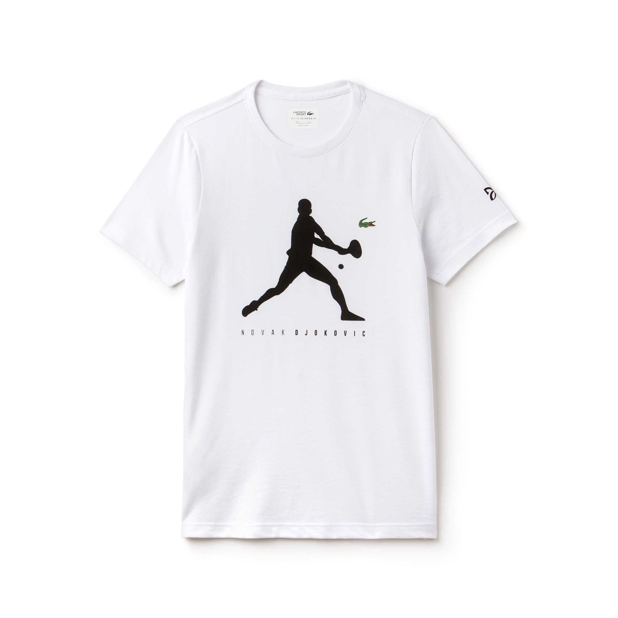 Camiseta Support With Style Collection For Novak Djokovic