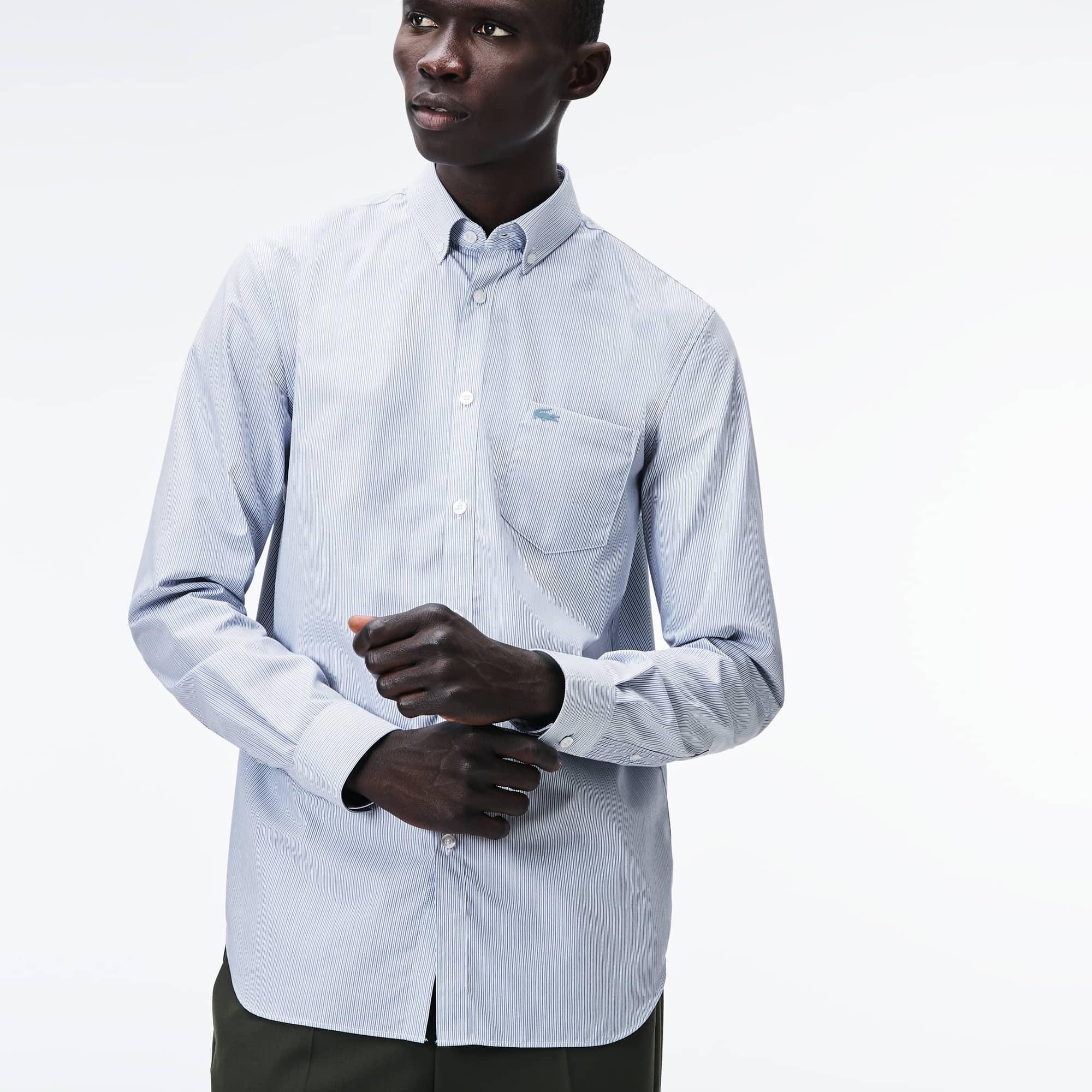 e17068e5720f9 Camisas de manga larga - Hombre
