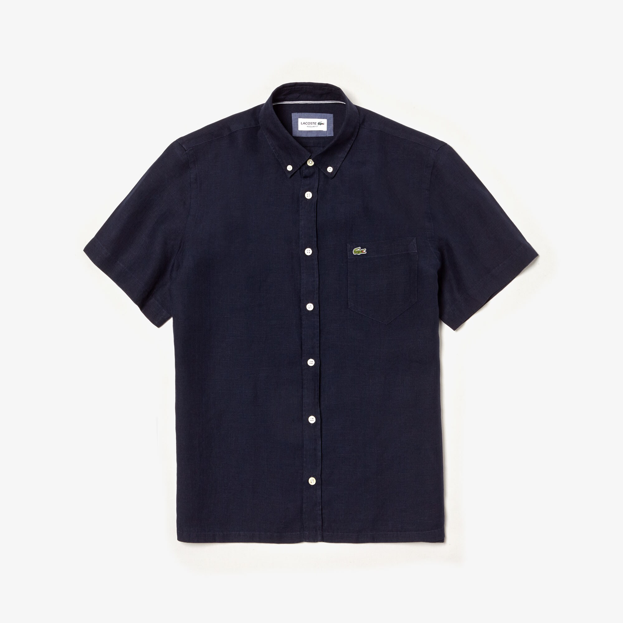 Lacoste - Camisa Lino - 3