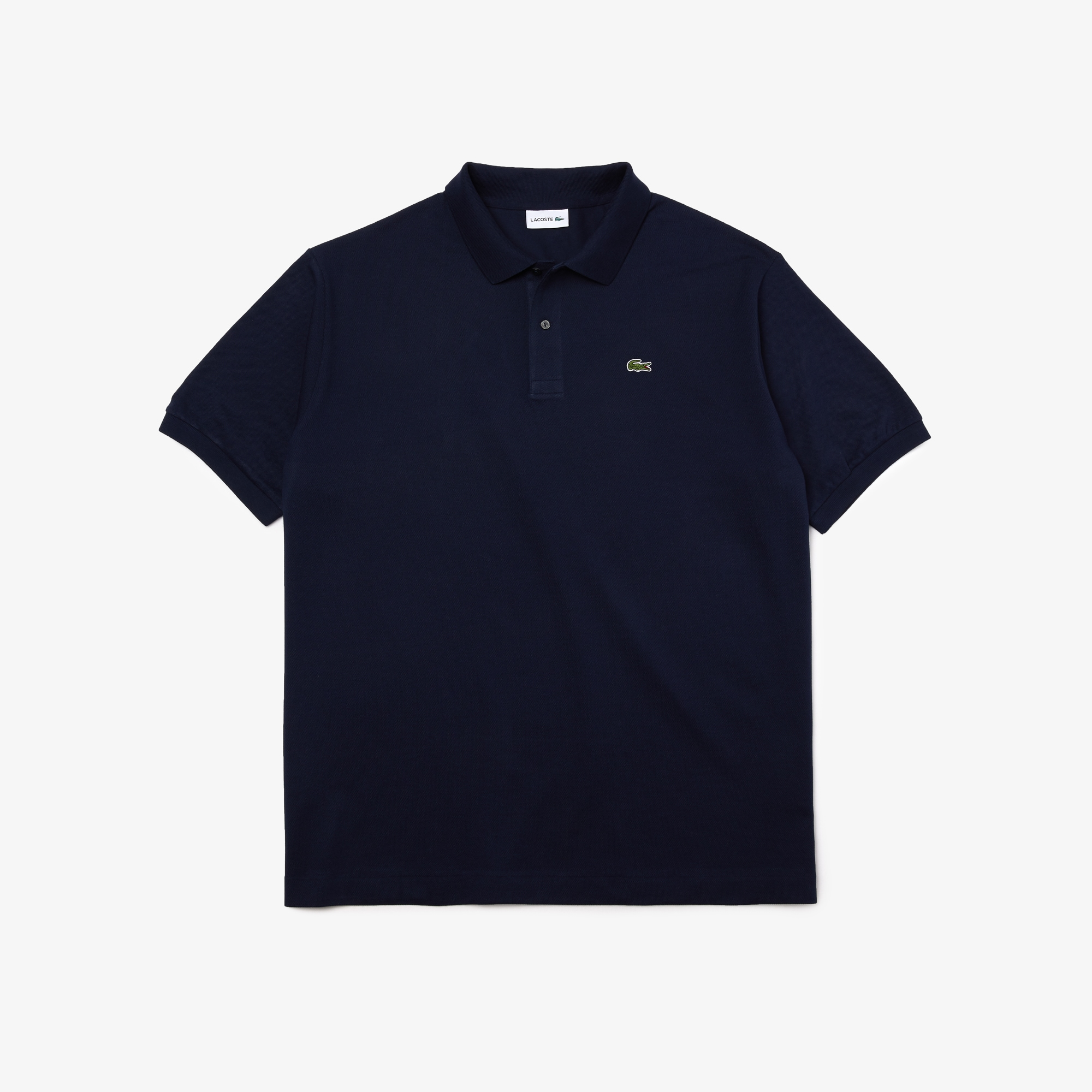 Polo Big Fit De Algodón