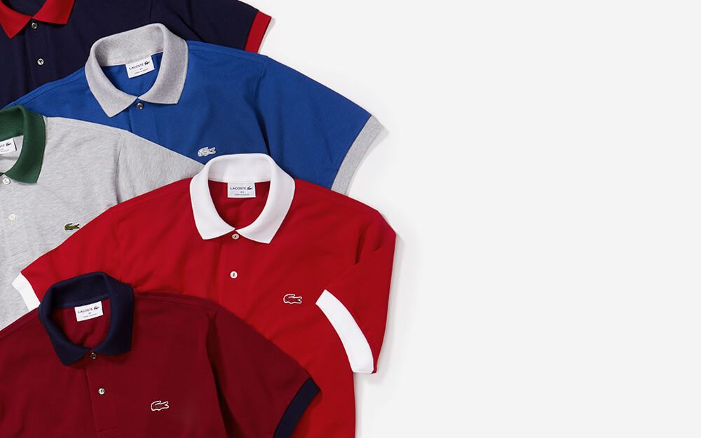 adf9203cb5 Créez votre polo. Explorez. + 32 couleurs. Personnaliser Personnaliser. Polo  classique Lacoste ...