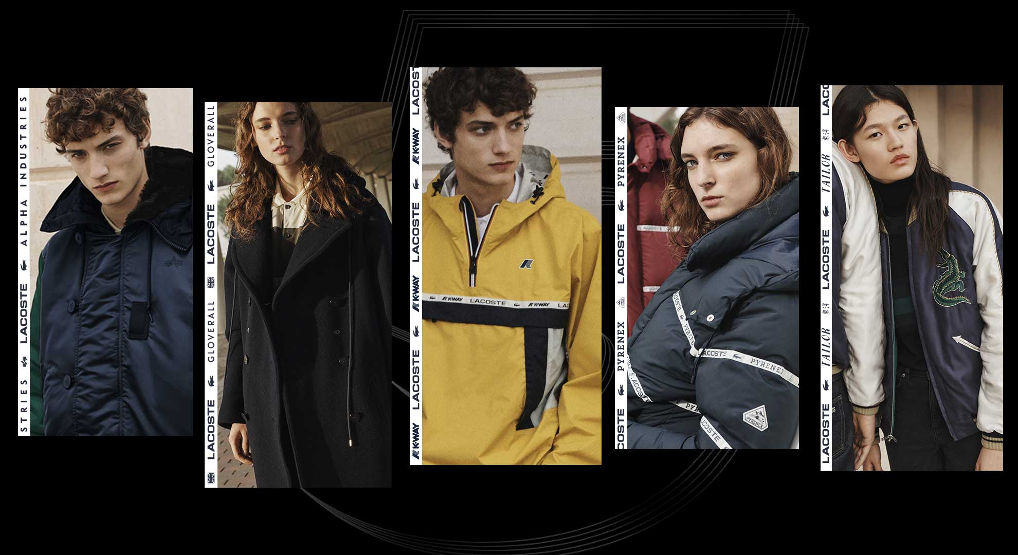 #WinterIcons: 5 collaborations, 5 cadeaux inédits.