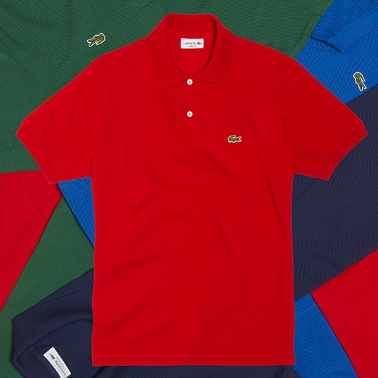 La boutique polo Lacoste | LACOSTE