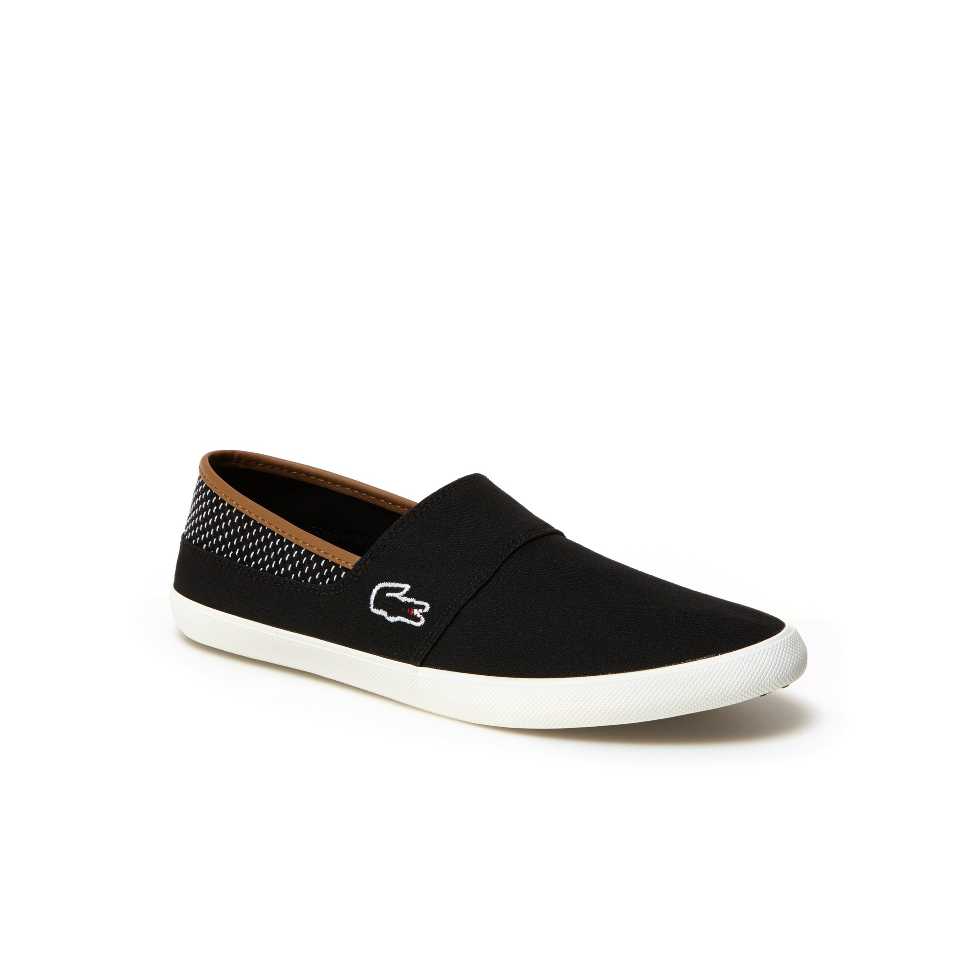 Slip-on Marice en toile premium