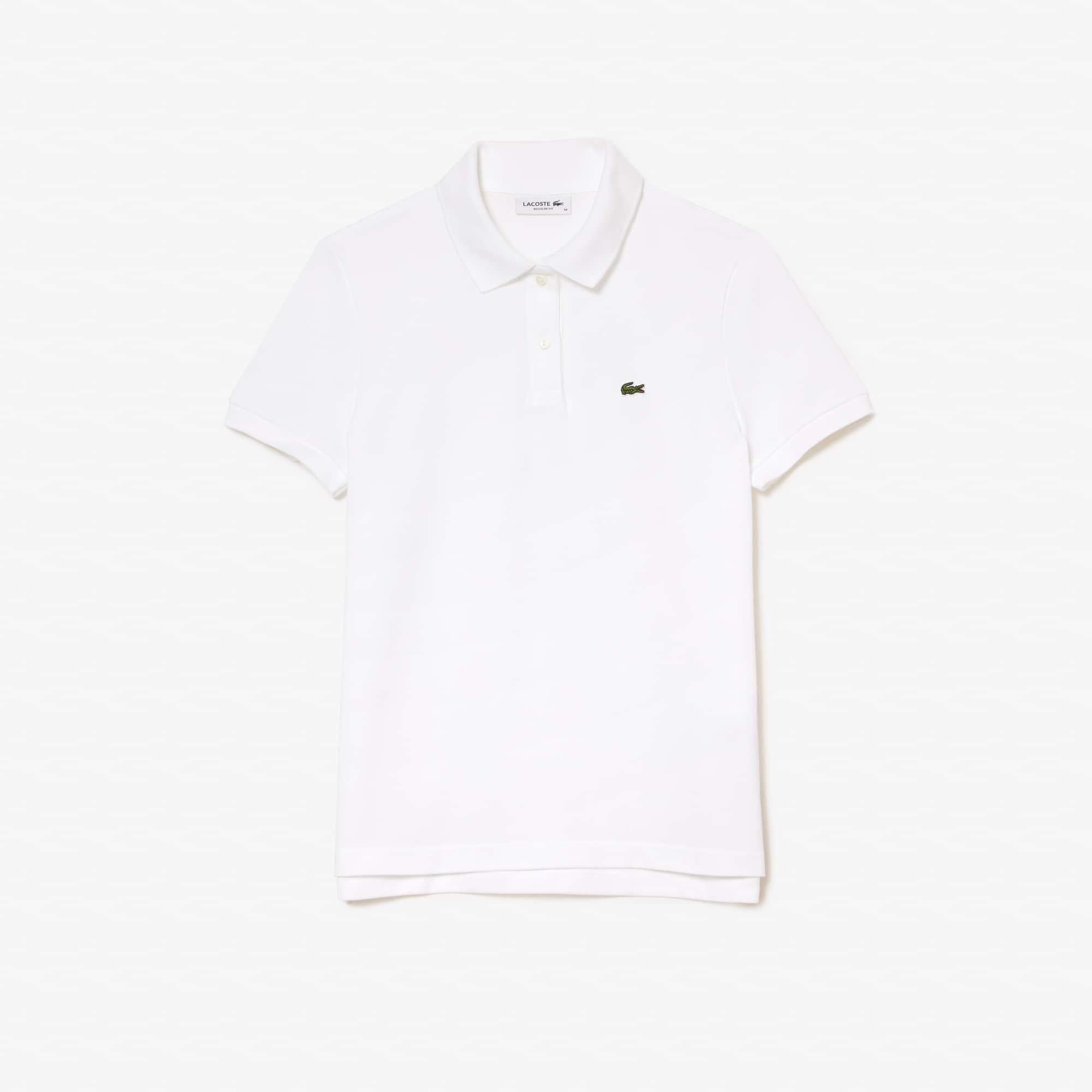 Polo classic fit Lacoste en petit piqué de coton souple