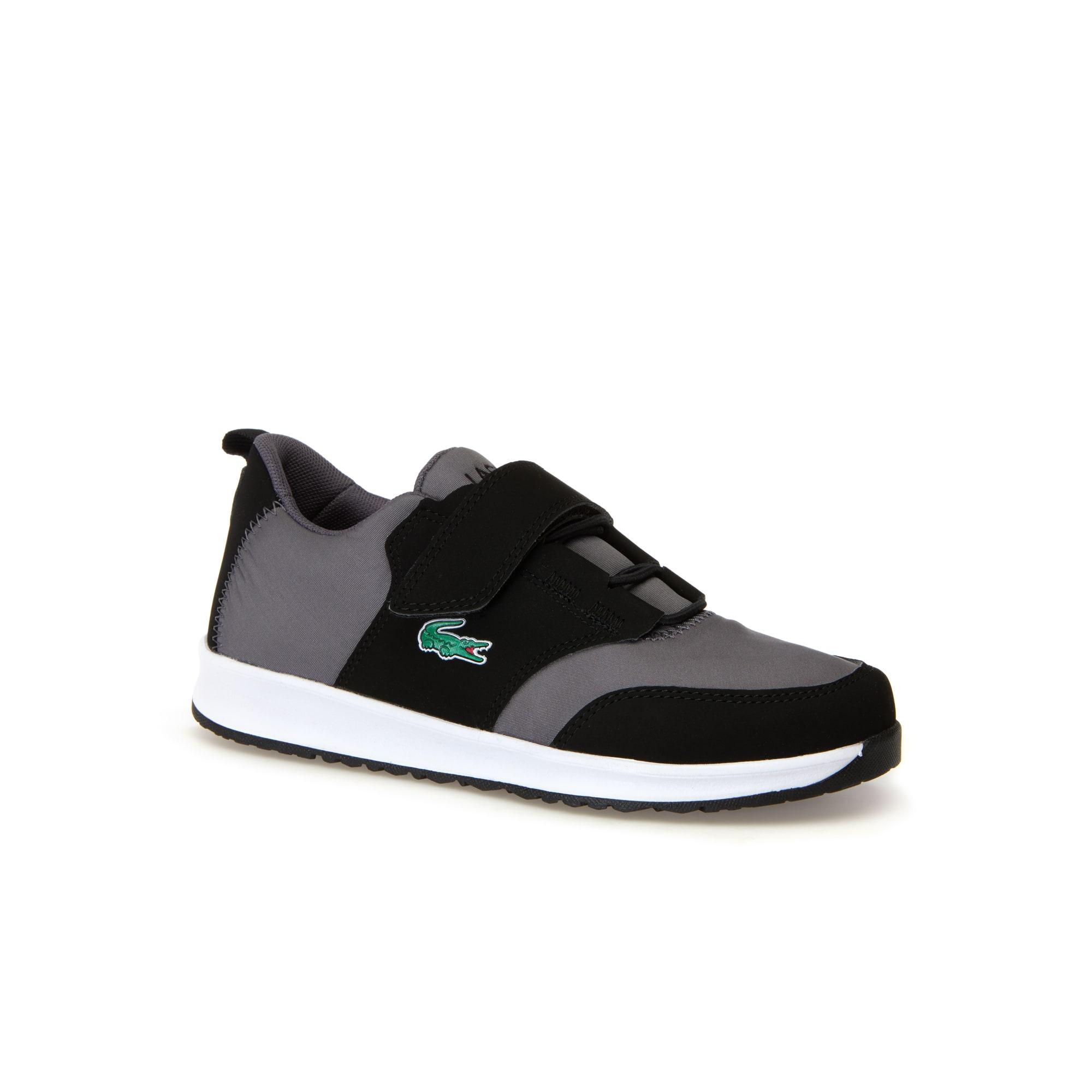 Sneakers L.ight enfant en textile et synthétique