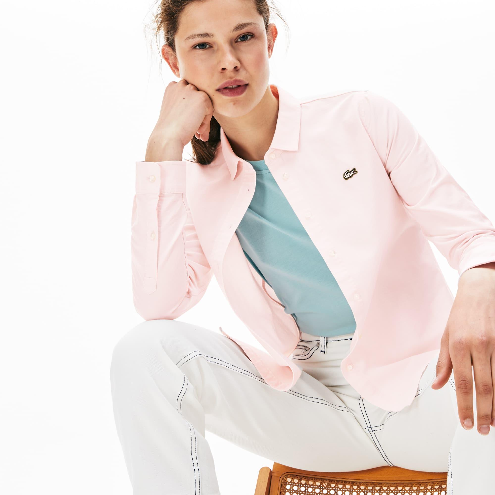 3b82fe5324 Chemises & Hauts | Vêtements Femme | LACOSTE