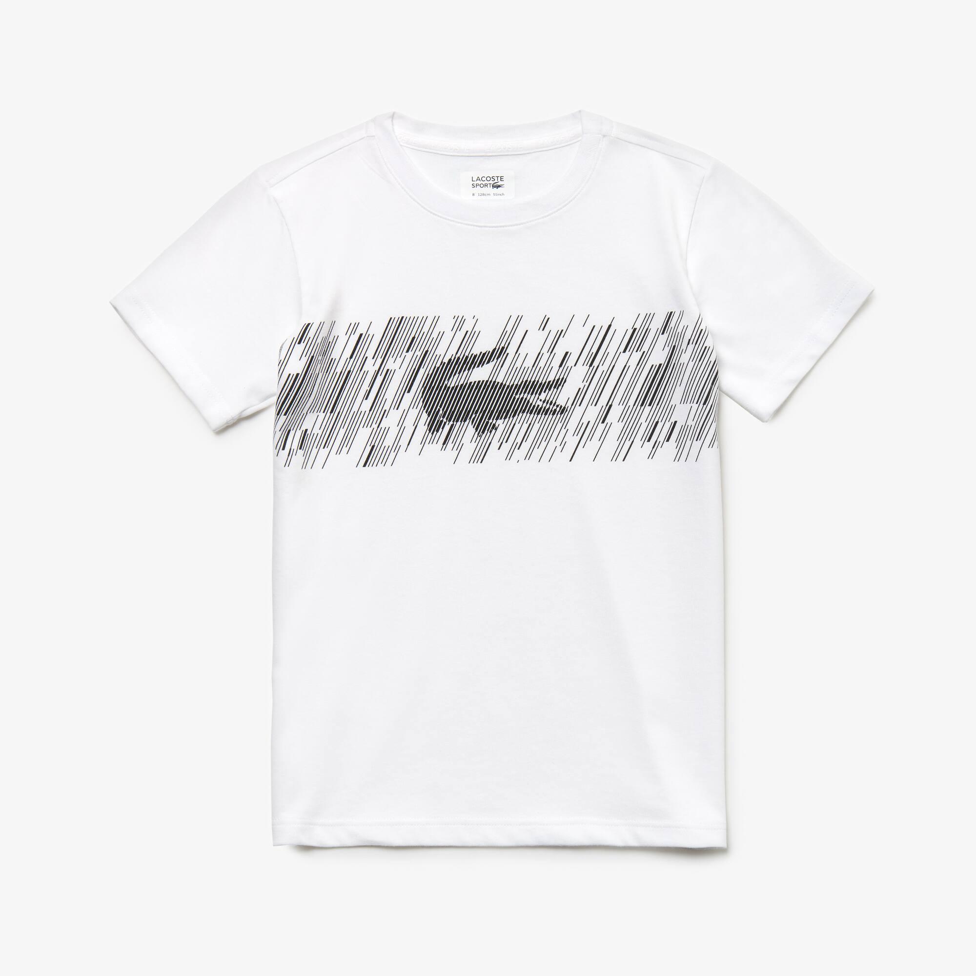 65a78beece T-Shirts | Vêtements Enfant | LACOSTE SPORT