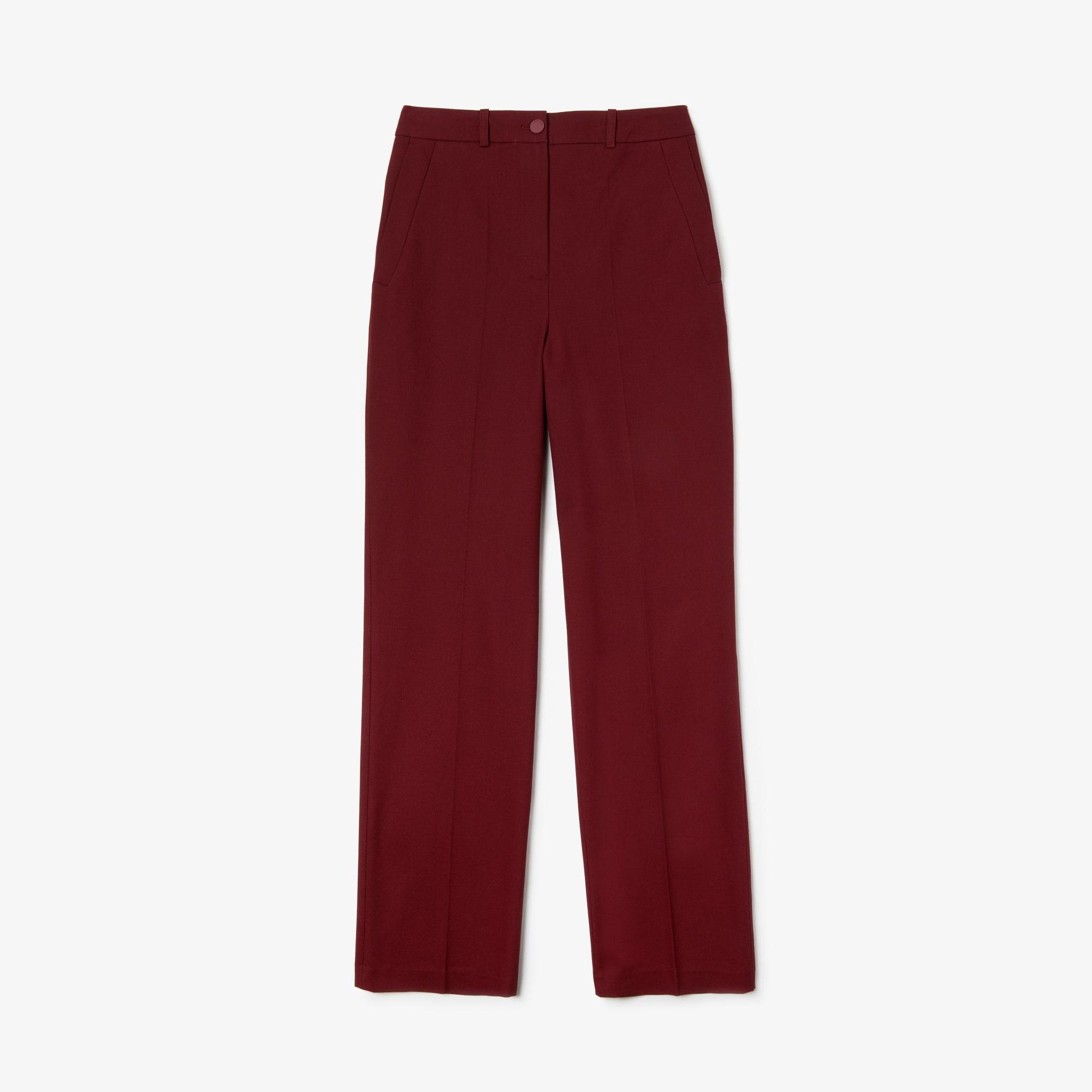 1ee5b2c7e9942 Pantalons & Shorts | Vêtements Femme | LACOSTE