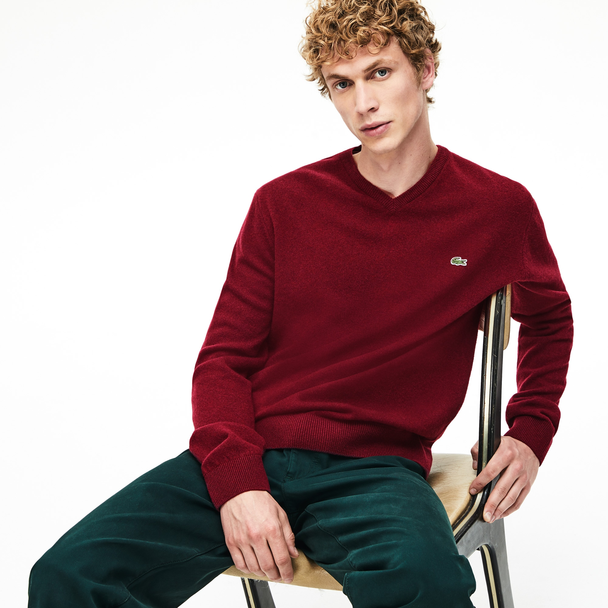5eaffc87c36b Pull Homme | Vêtements Homme | LACOSTE