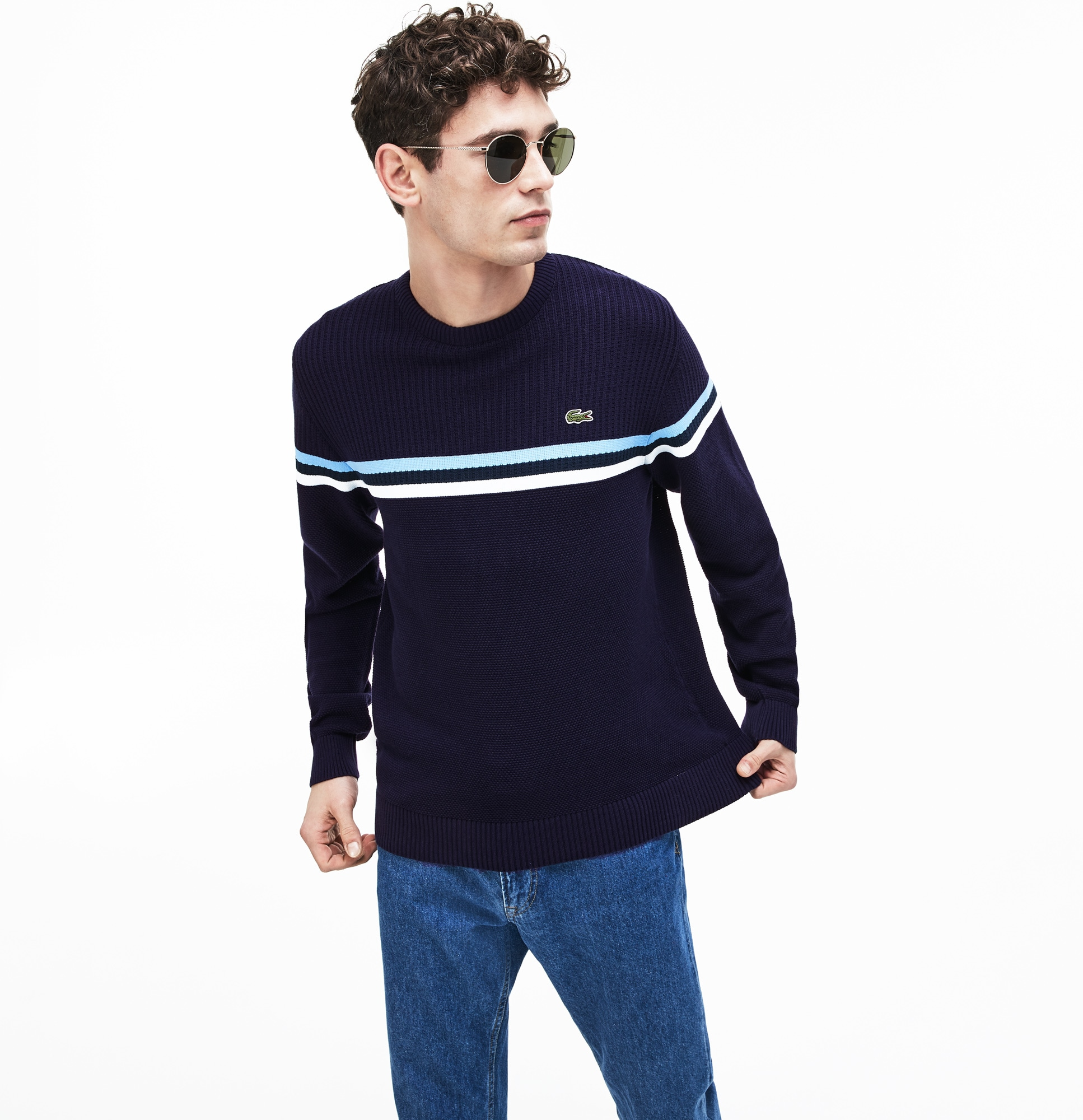 bc32ffa456 Pull Homme | Vêtements Homme | LACOSTE