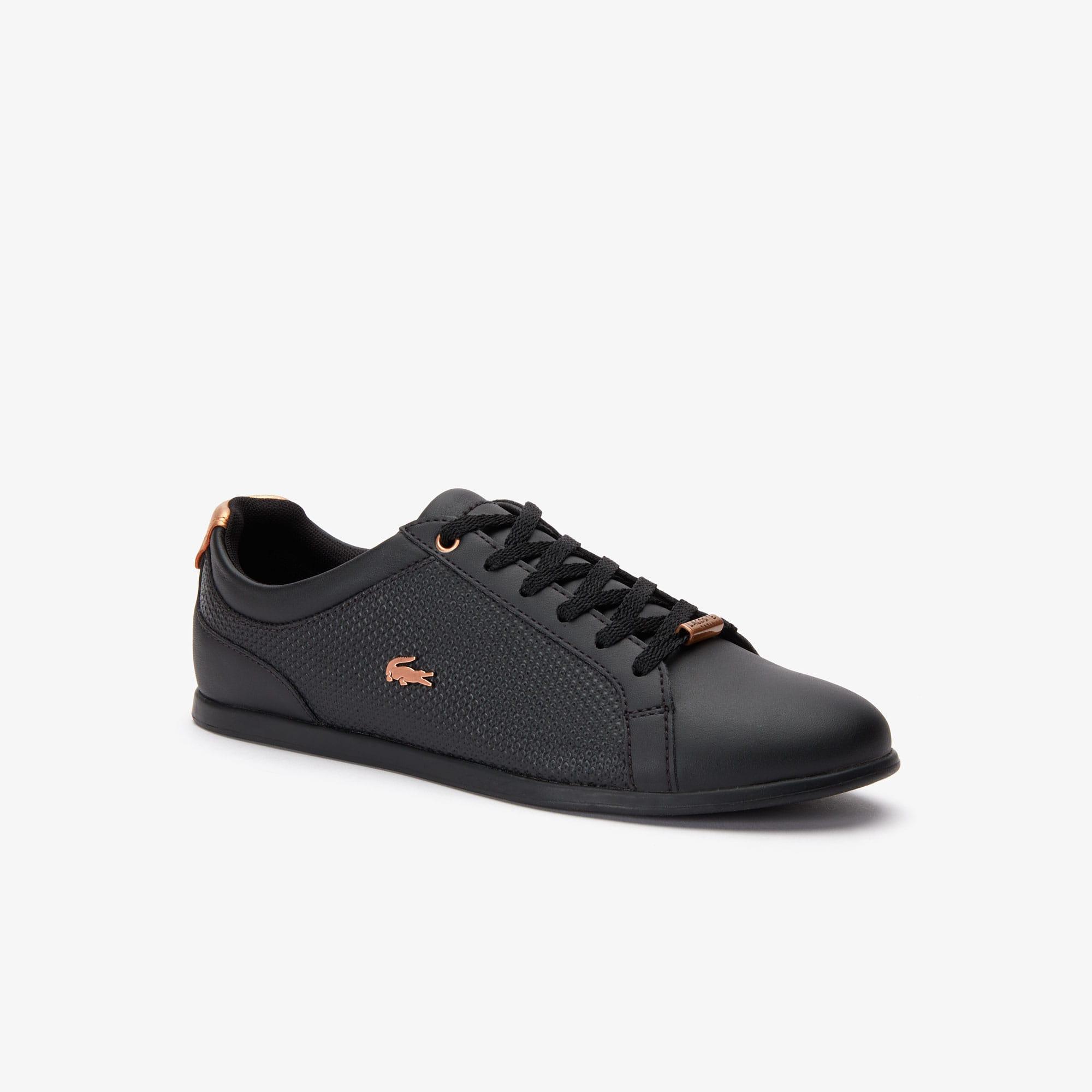 Sneakers Rey Lace femme en cuir