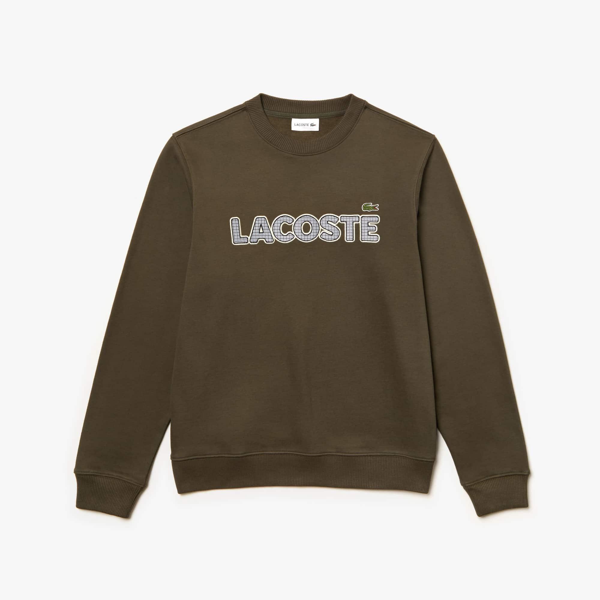 faire les courses pour profiter de gros rabais nouvelle sélection Sweatshirts | Vêtements Homme | LACOSTE
