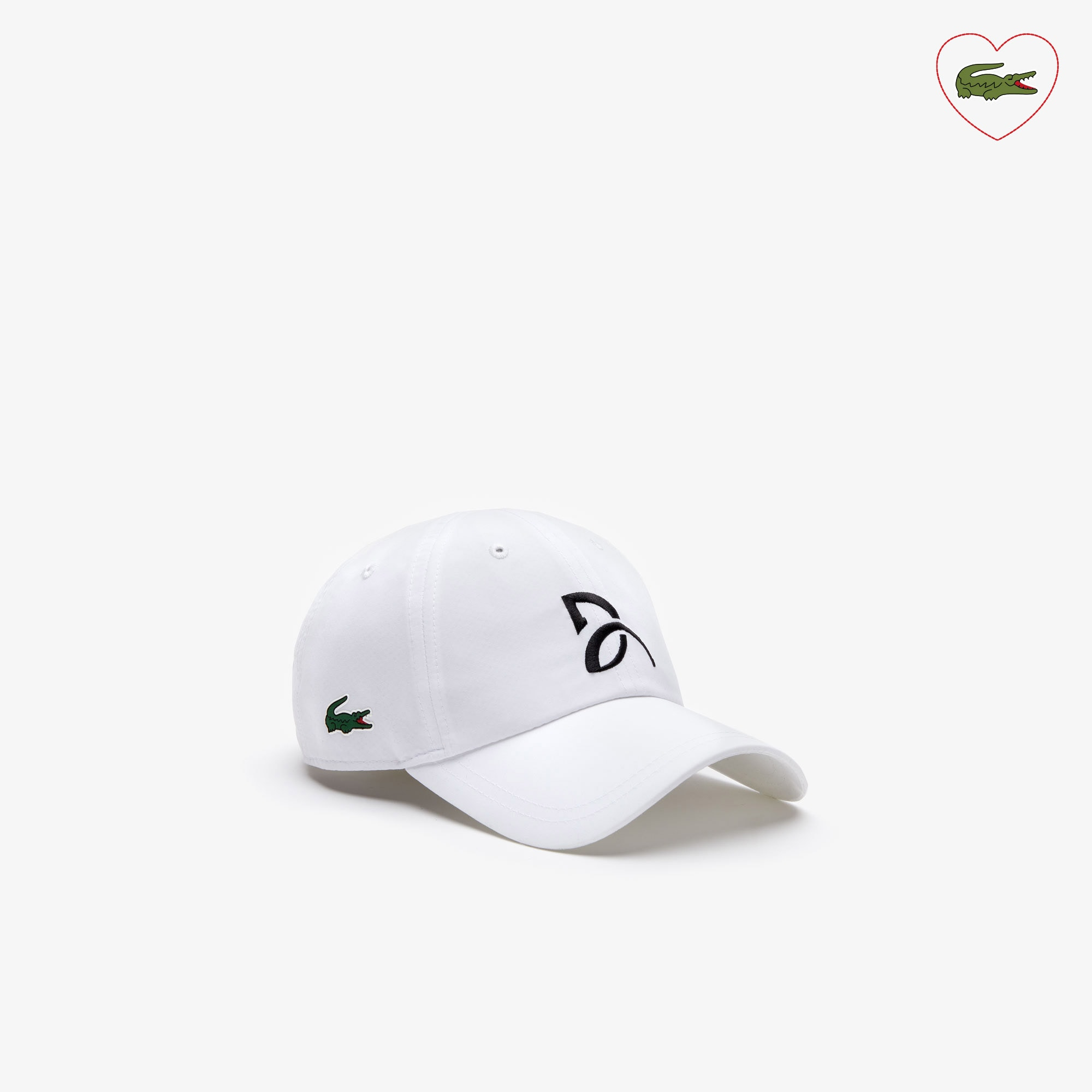 Casquette Tennis Lacoste Sport en Microfibre - Collection Novak Djokovic Support With Style