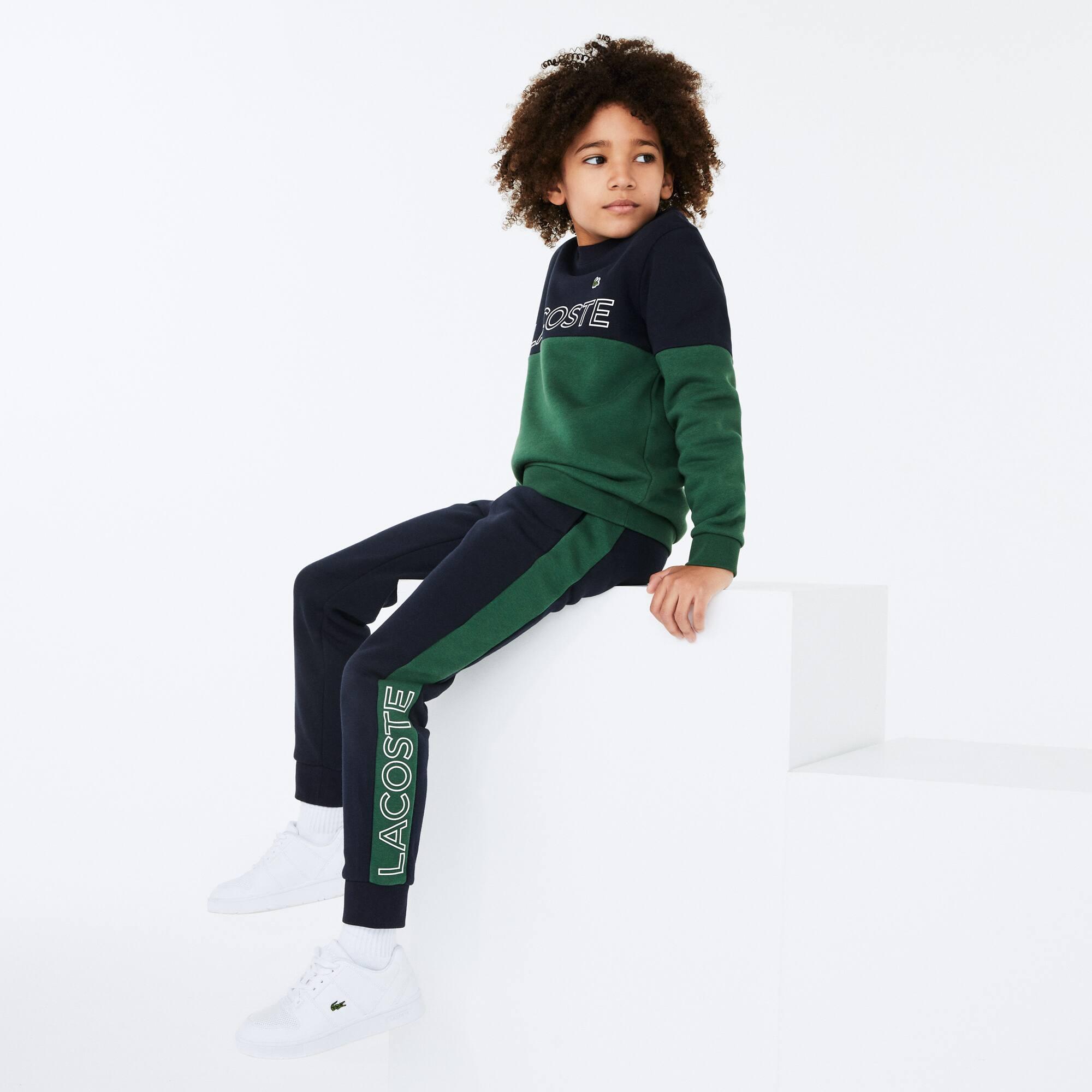 Survêtements | Vêtements Enfant | LACOSTE
