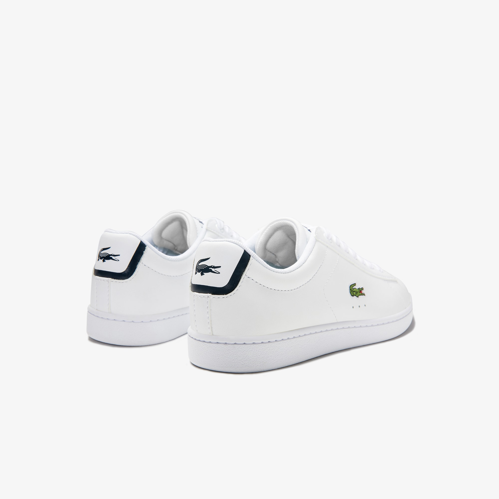 Evo Sneakers Lacoste Cuir Femme En Carnaby 7q4wf