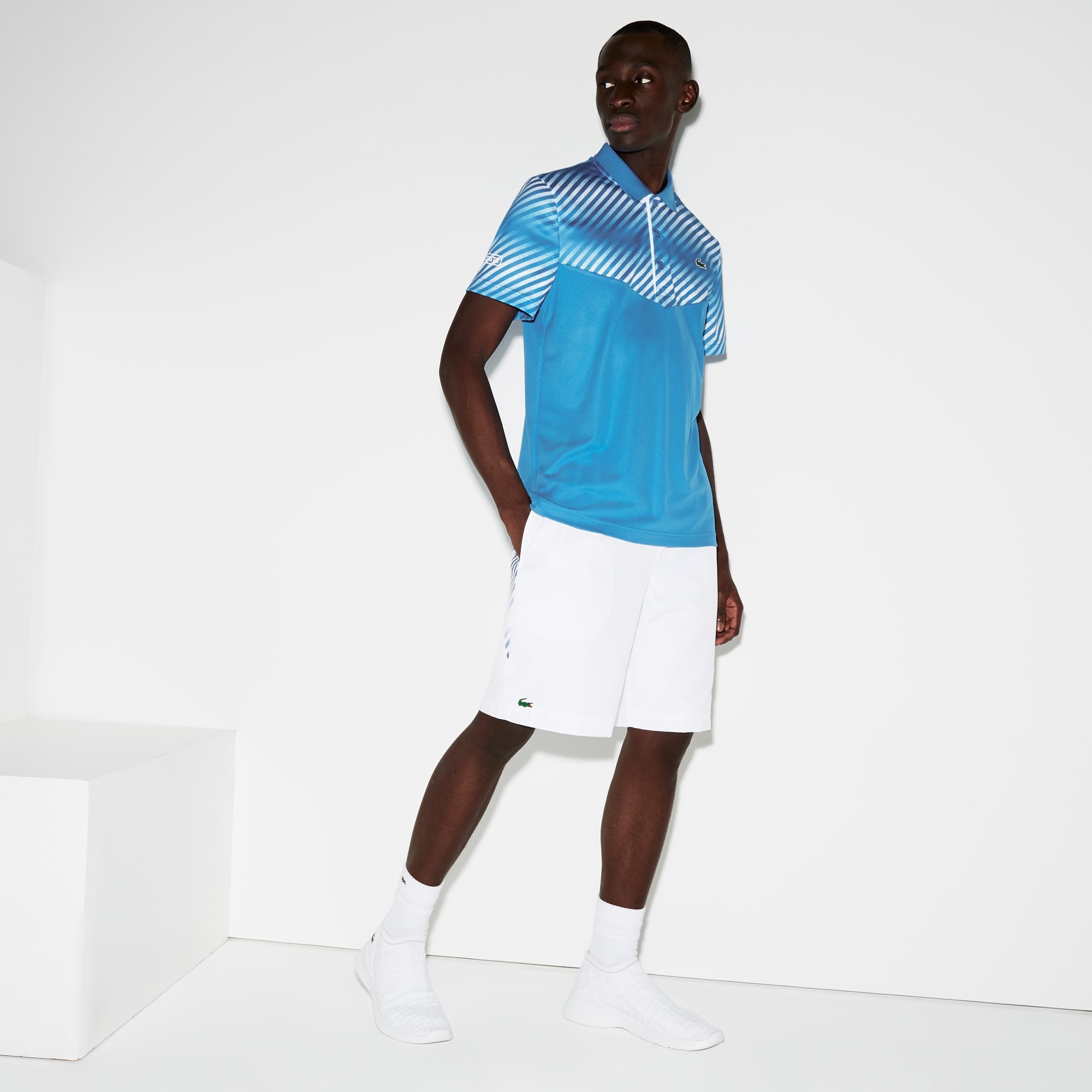 dc0a65bf9a Pantalons & Shorts | Vêtements Homme | LACOSTE SPORT