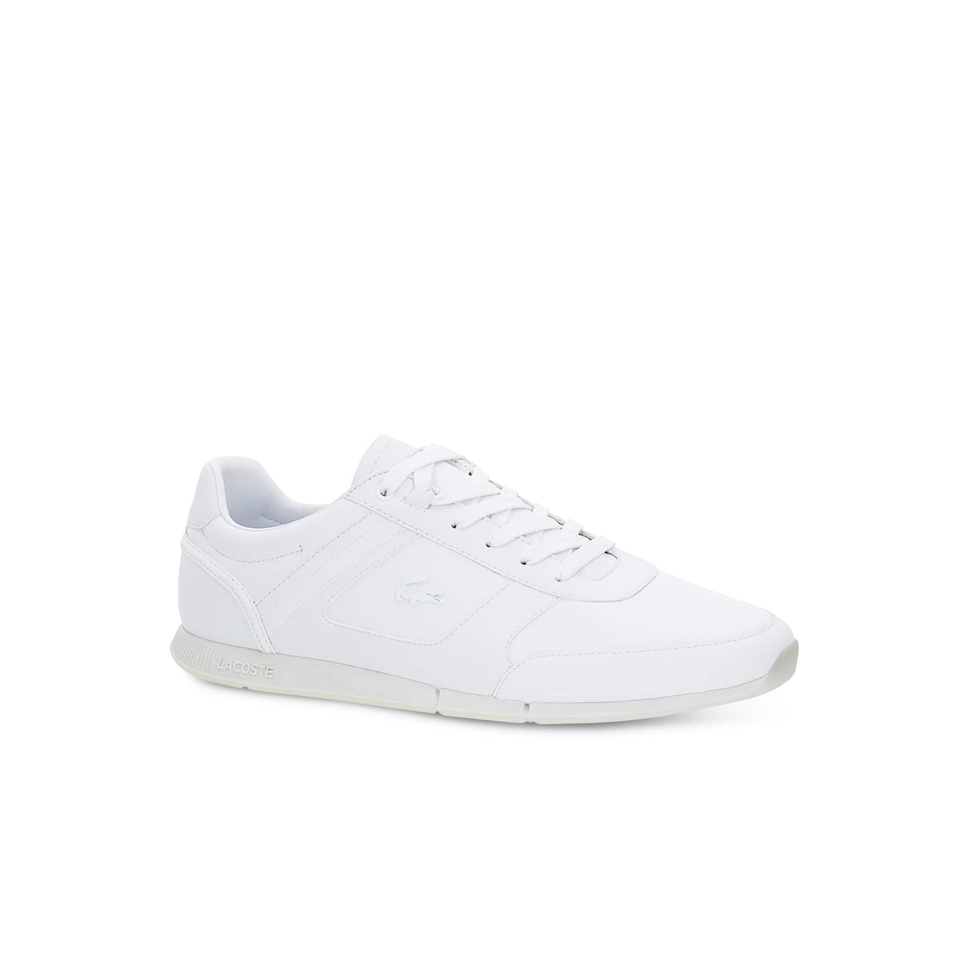 24c39e613bd Sneakers Menerva homme en cuir